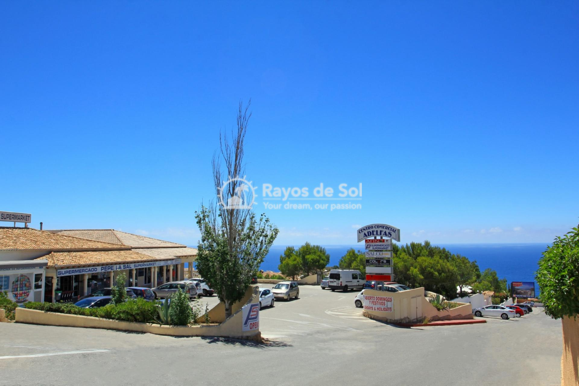 Villa in Cumbre del Sol, Benitachell, Costa Blanca (BEVAMFLLAU) - 46