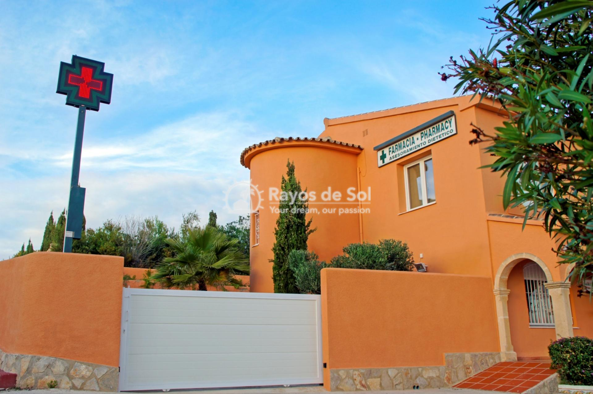 Villa in Cumbre del Sol, Benitachell, Costa Blanca (BEVAMFLLAU) - 42