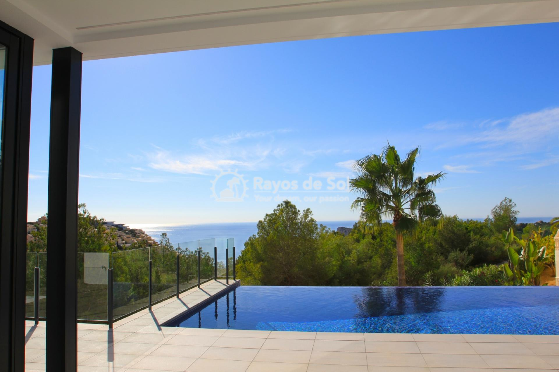 Villa in Cumbre del Sol, Benitachell, Costa Blanca (BEVAMFLLAU) - 6
