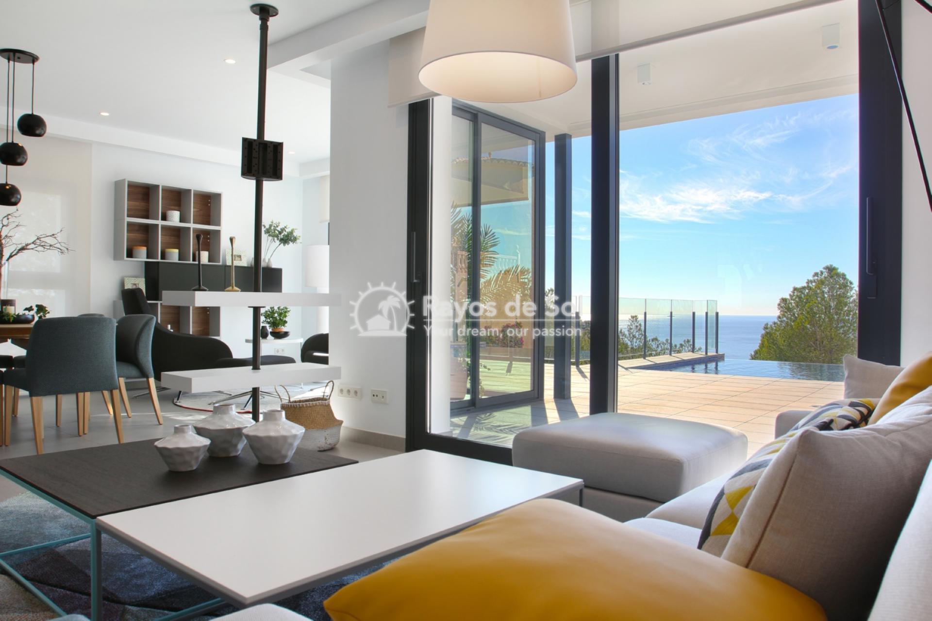 Villa in Cumbre del Sol, Benitachell, Costa Blanca (BEVAMFLLAU) - 14