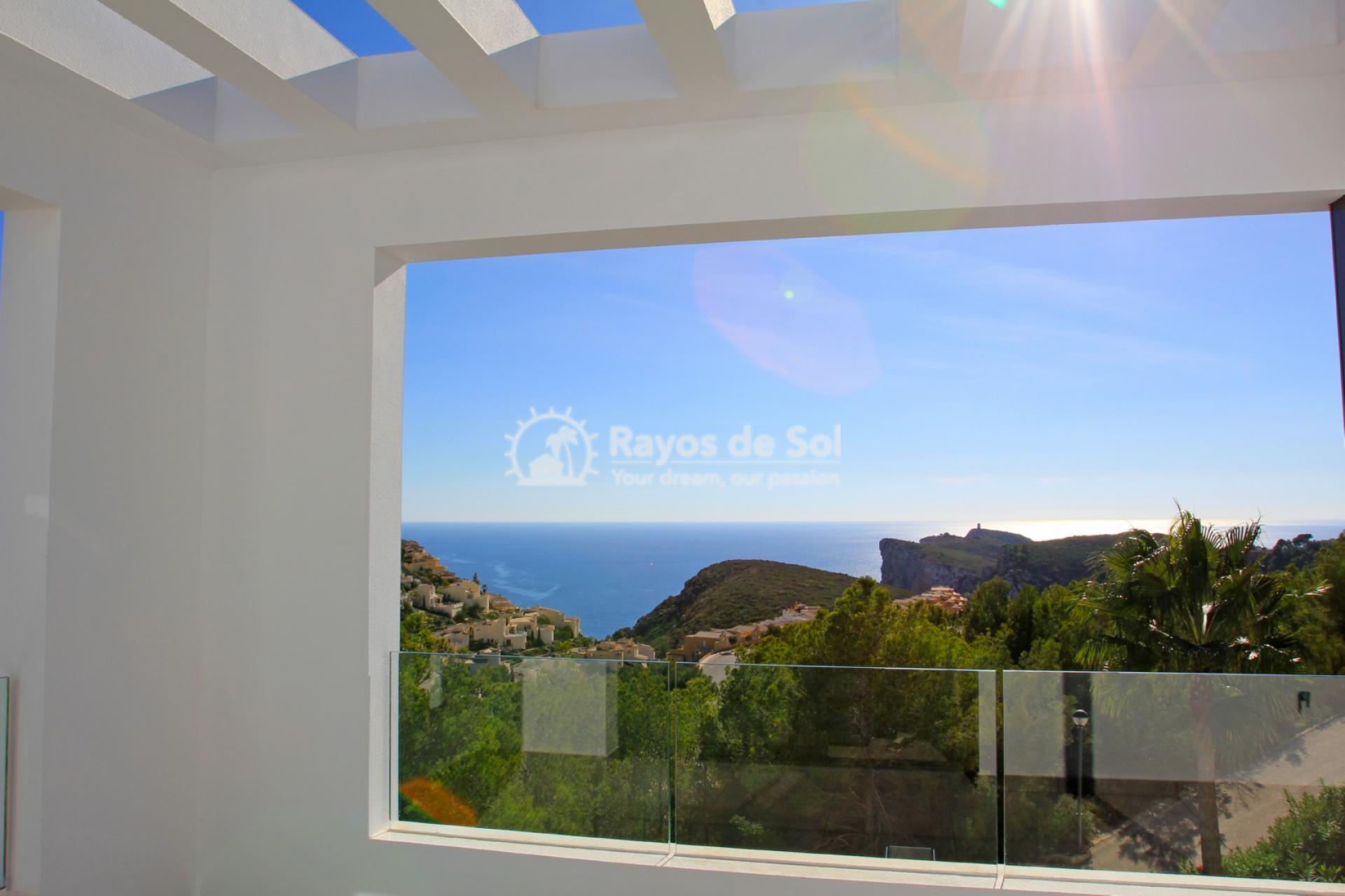 Villa in Cumbre del Sol, Benitachell, Costa Blanca (BEVAMFLLAU) - 39