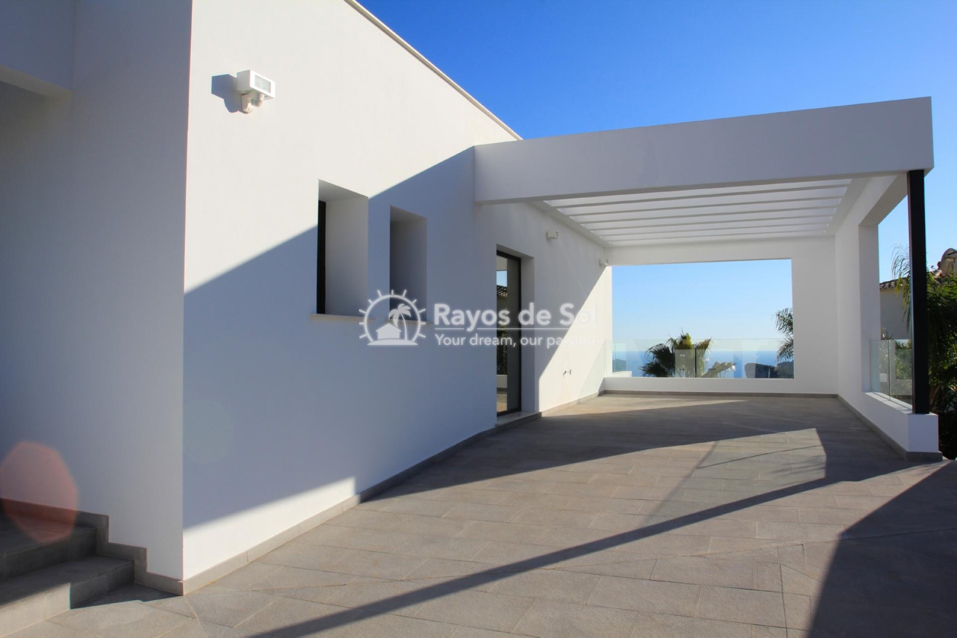 Villa in Cumbre del Sol, Benitachell, Costa Blanca (BEVAMFLLAU) - 9