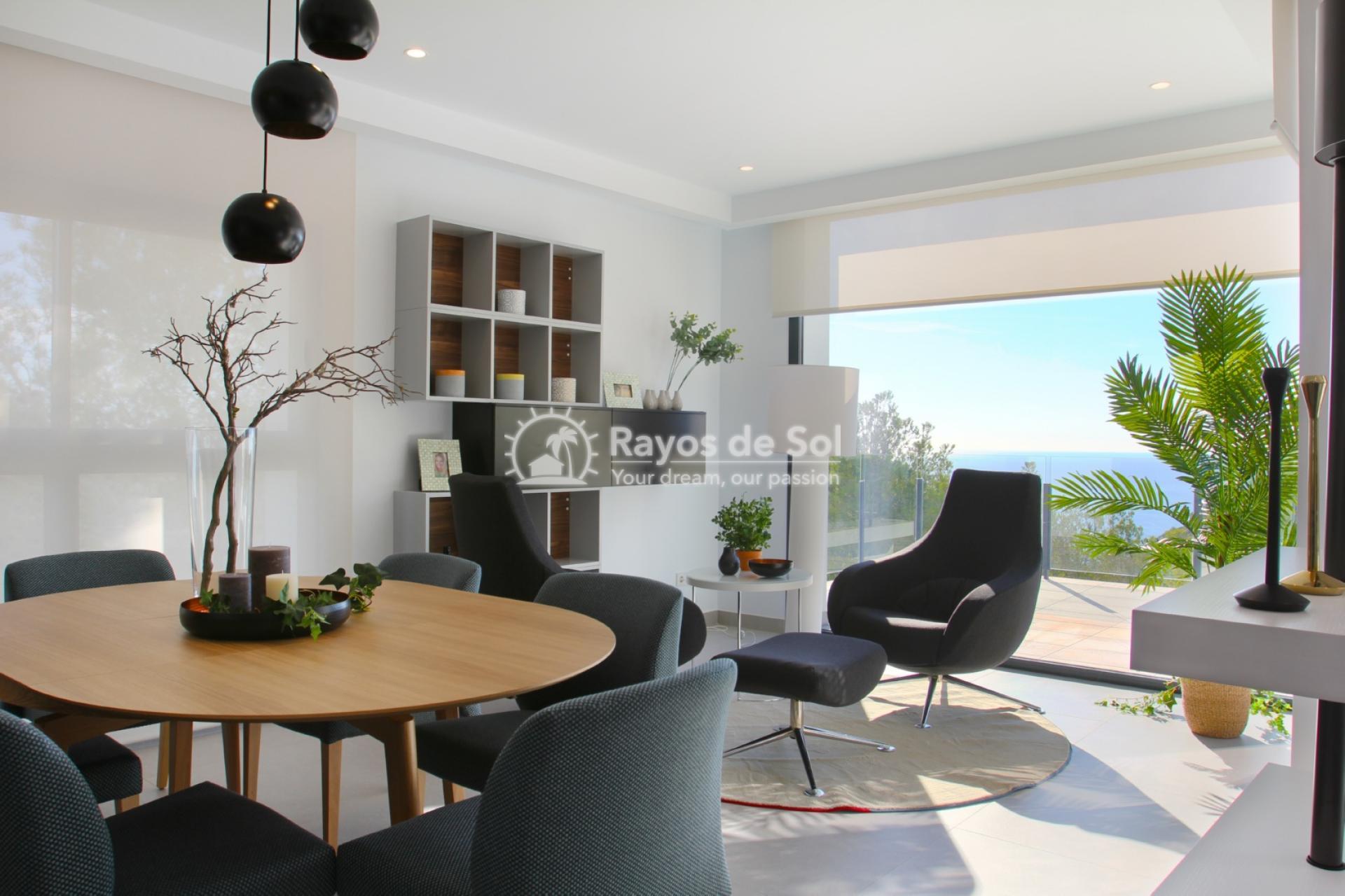 Villa in Cumbre del Sol, Benitachell, Costa Blanca (BEVAMFLLAU) - 15