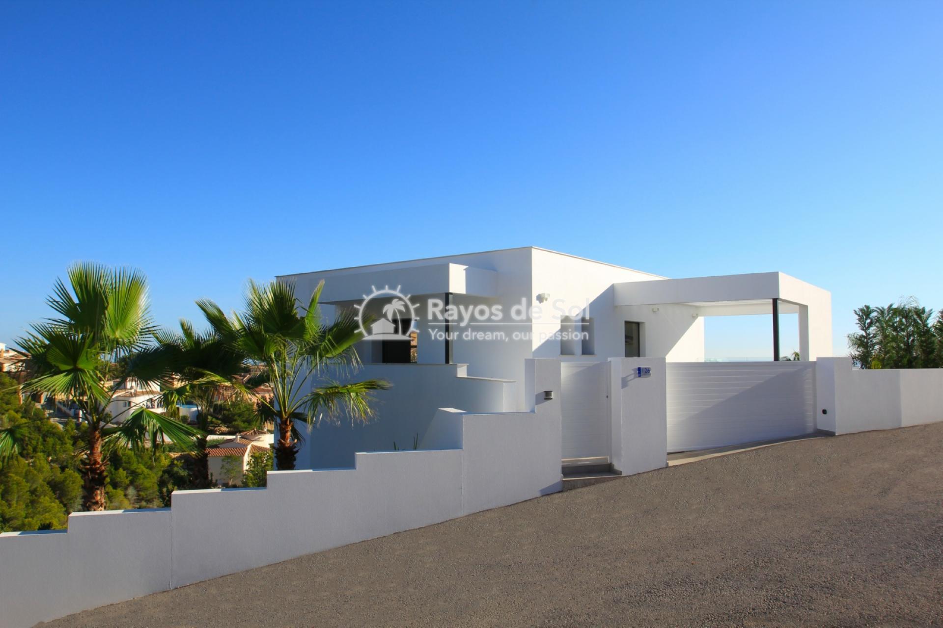 Villa in Cumbre del Sol, Benitachell, Costa Blanca (BEVAMFLLAU) - 1
