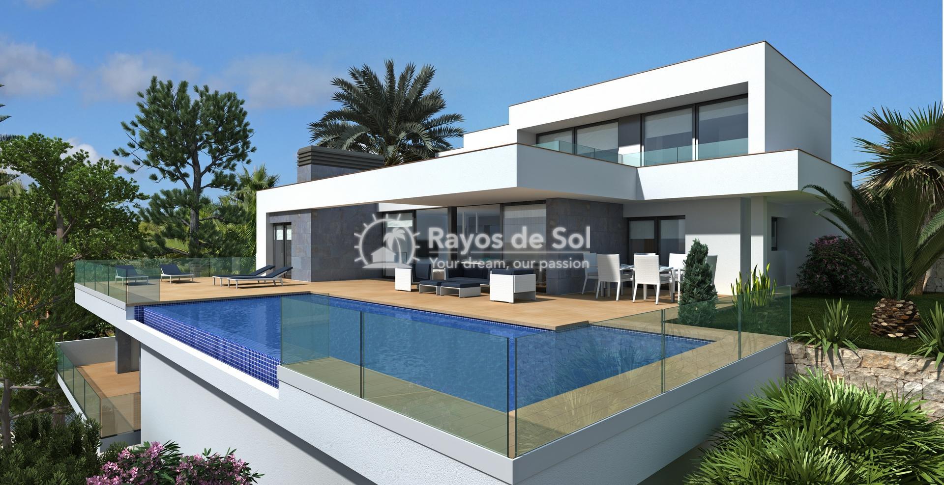 Villa in Cumbre del Sol, Benitachell, Costa Blanca (BEVAMAPIF) - 2