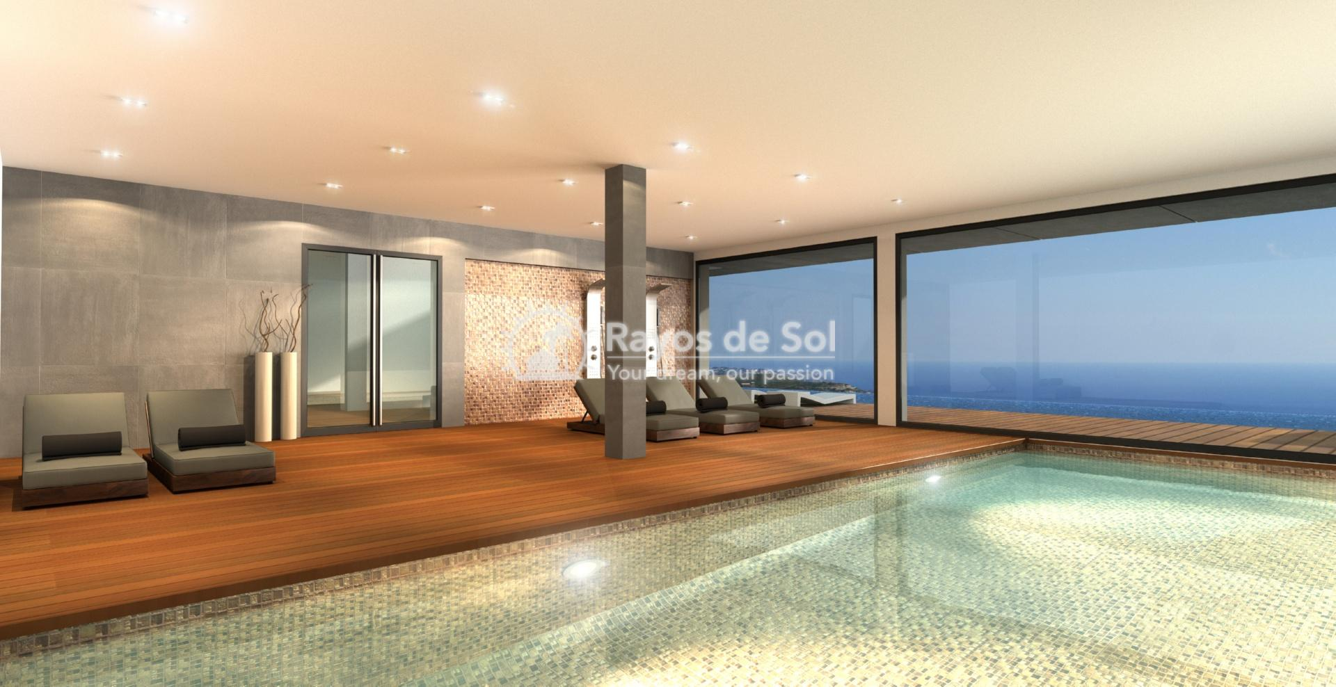 Exclusive apartment in Cumbre del Sol, Benitachell, Costa Blanca (BEVABI2-2) - 16