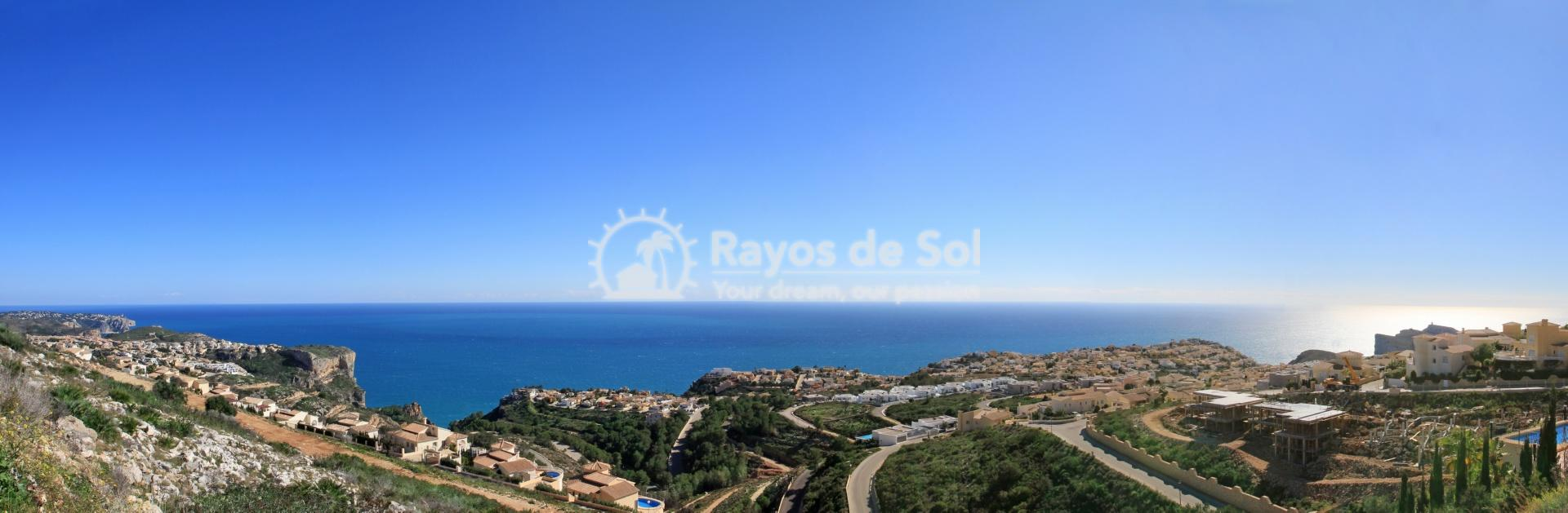 Exclusive apartment in Cumbre del Sol, Benitachell, Costa Blanca (BEVABI2-2) - 8
