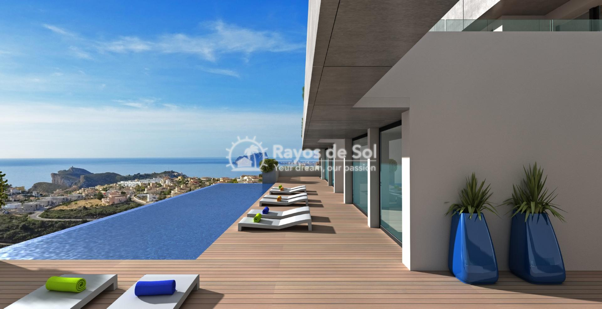 Exclusive apartment in Cumbre del Sol, Benitachell, Costa Blanca (BEVABI2-2) - 14