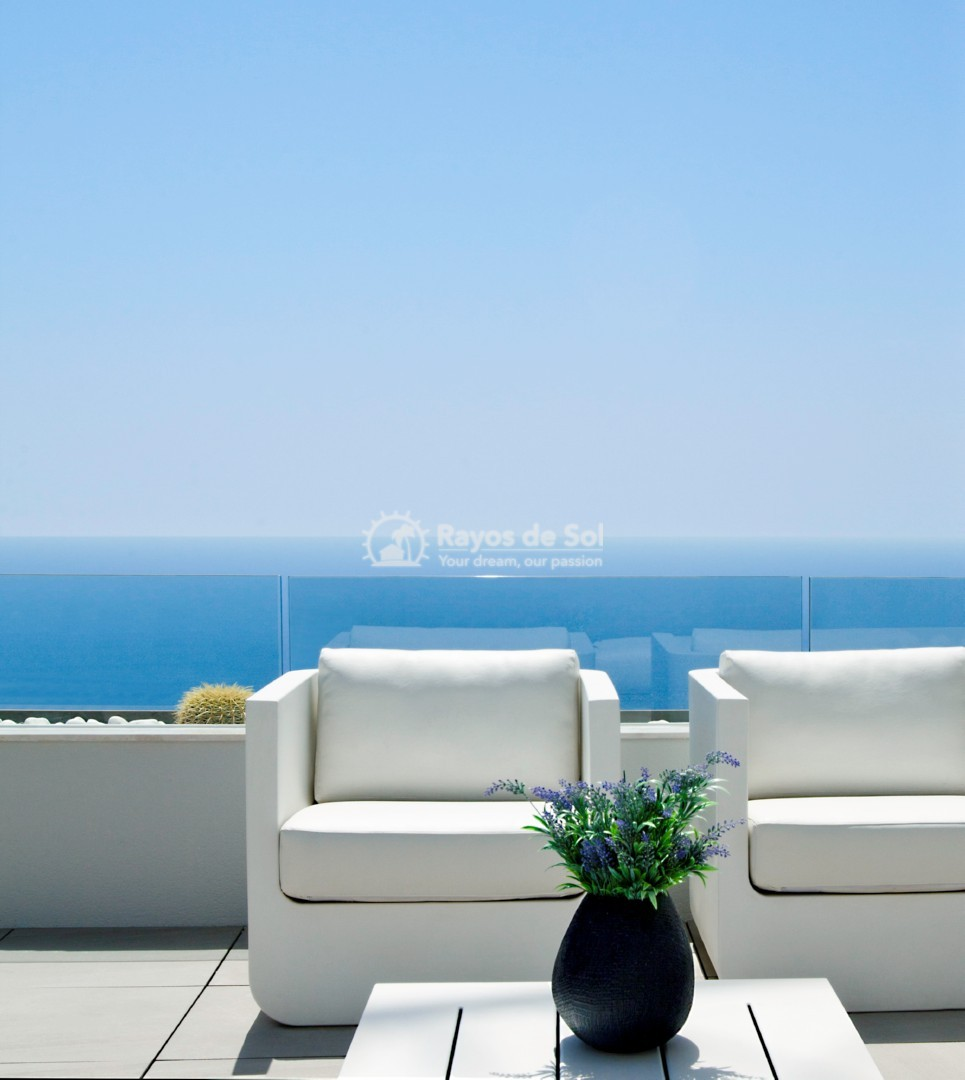 Exclusive apartment in Cumbre del Sol, Benitachell, Costa Blanca (BEVABI2-2) - 7