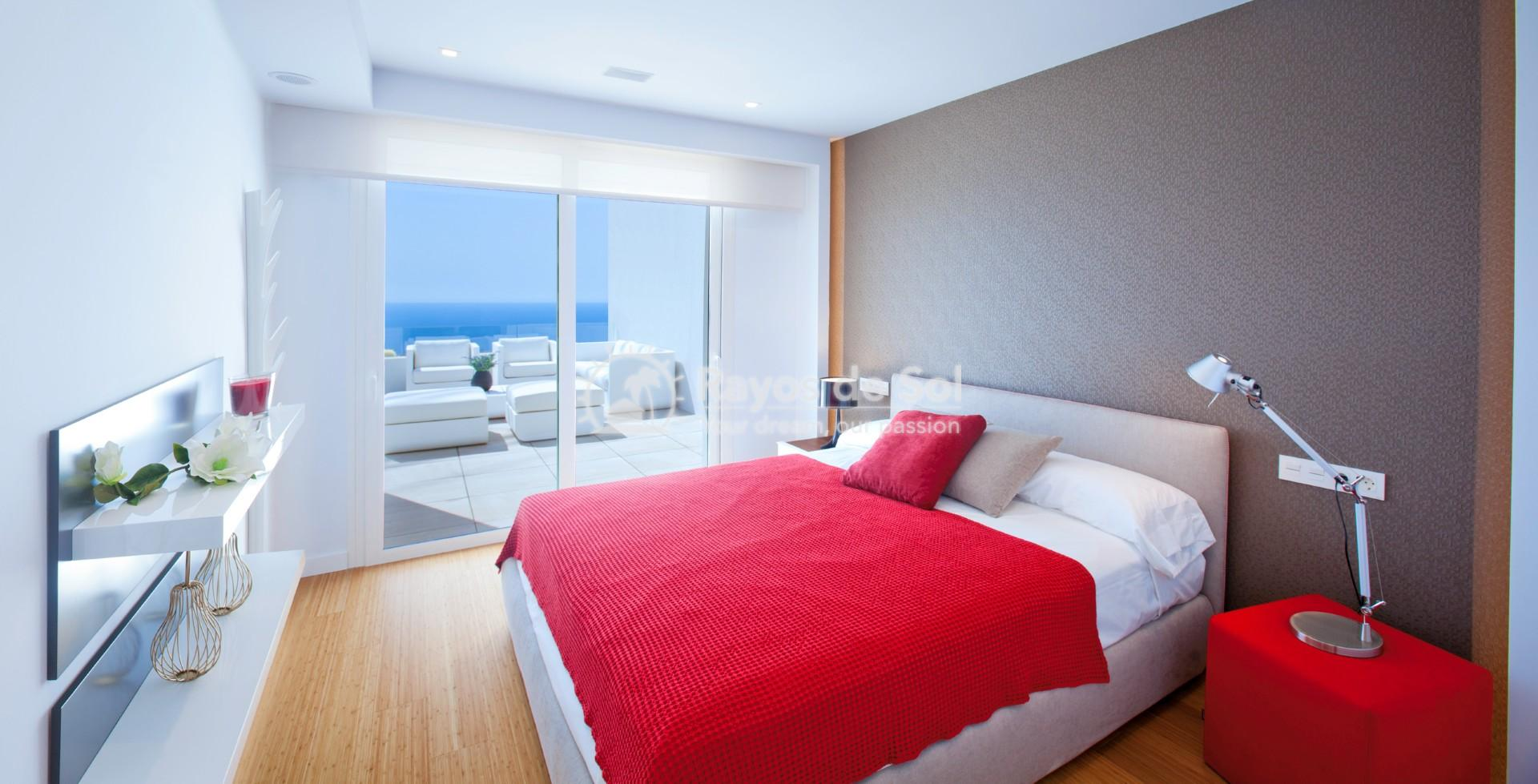 Exclusive apartment in Cumbre del Sol, Benitachell, Costa Blanca (BEVABI2-2) - 9