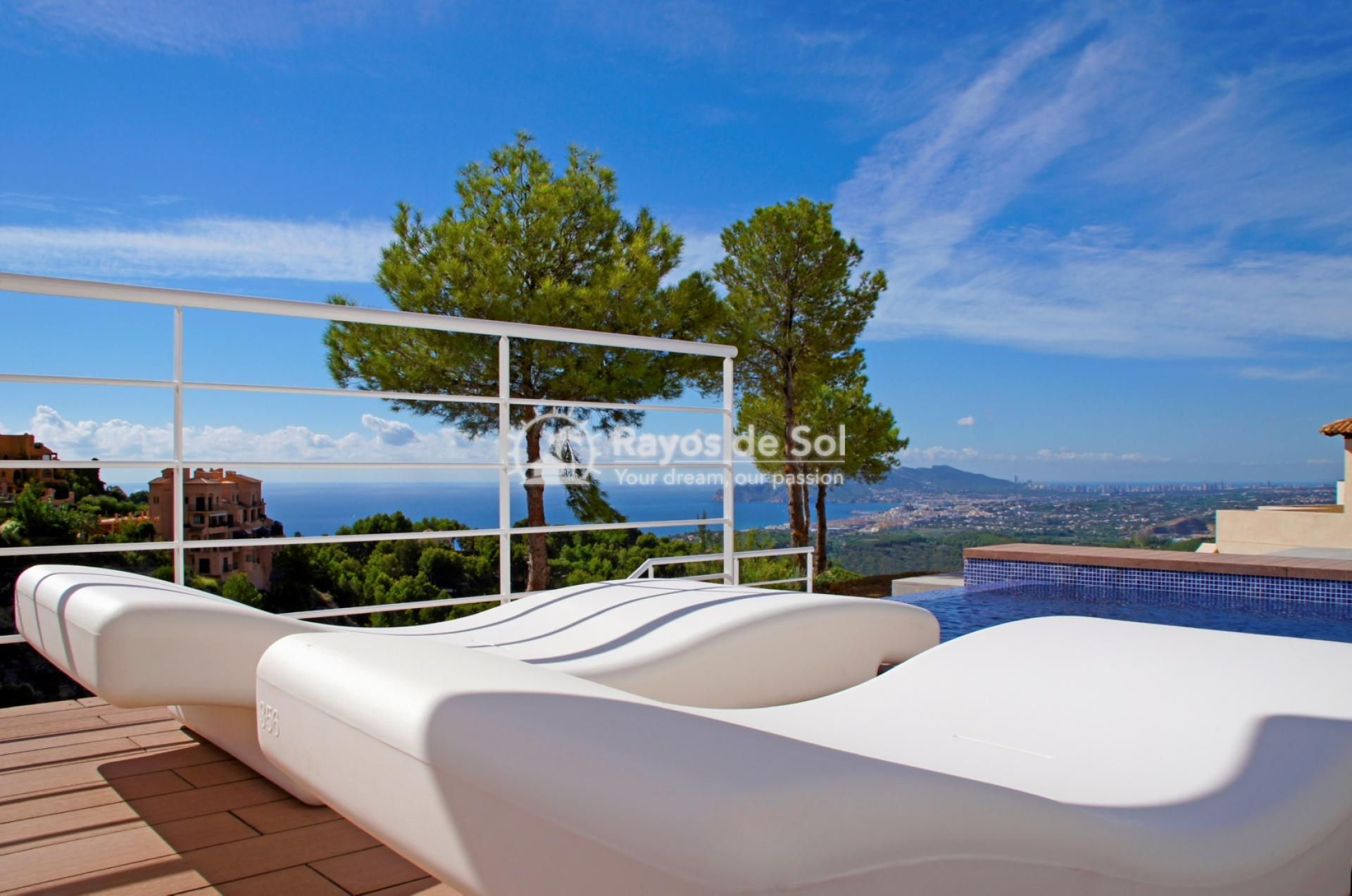 Villa  in Altea, Costa Blanca (ALVAAZ) - 2