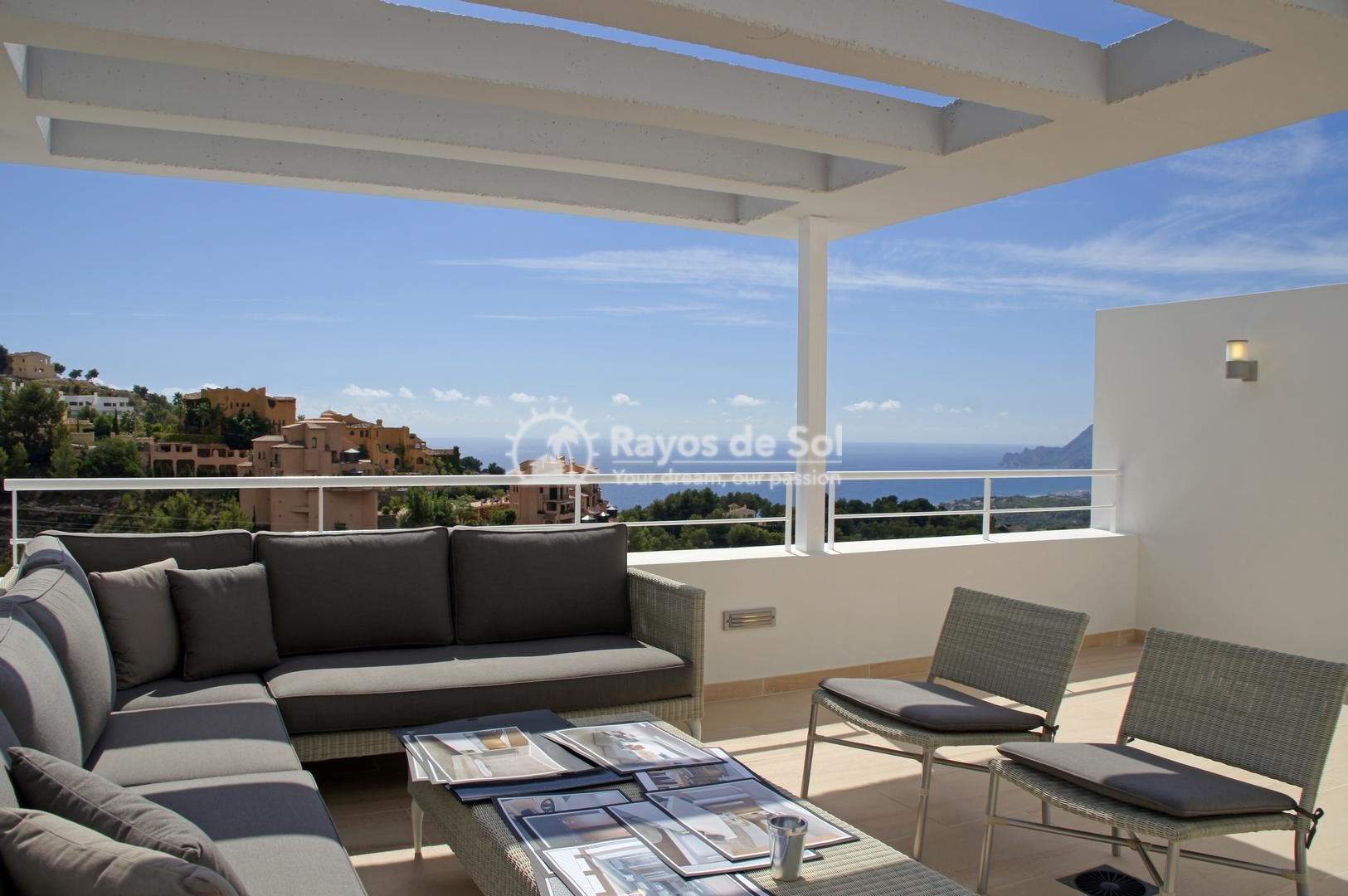 Villa  in Altea, Costa Blanca (ALVAAZ) - 31