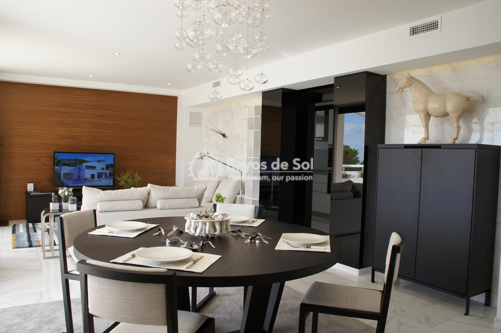 Villa  in Altea, Costa Blanca (ALVAAZ) - 9