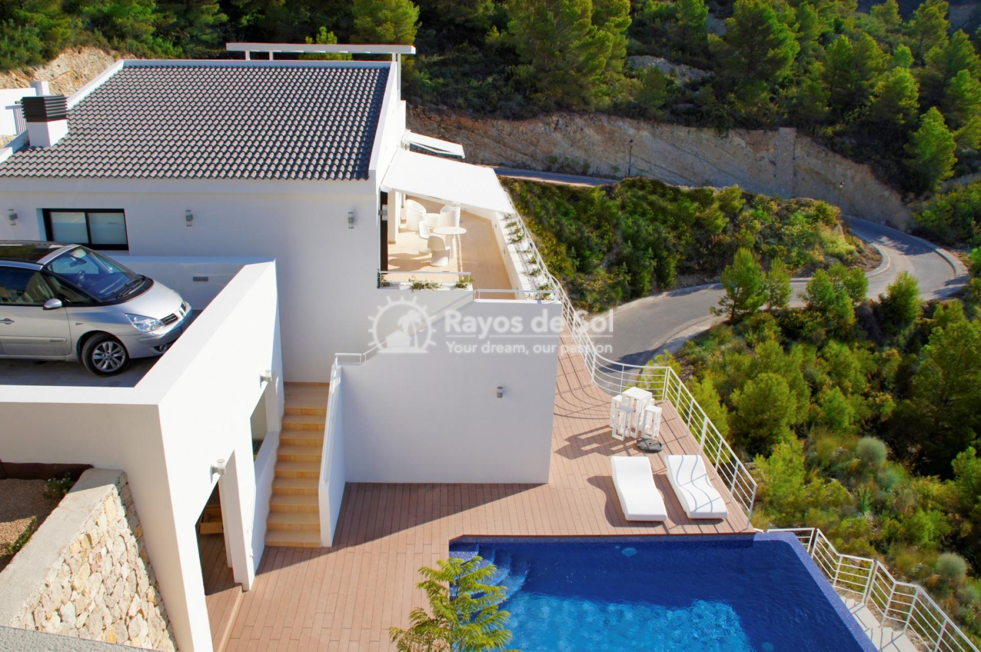 Villa  in Altea, Costa Blanca (ALVAAZ) - 3