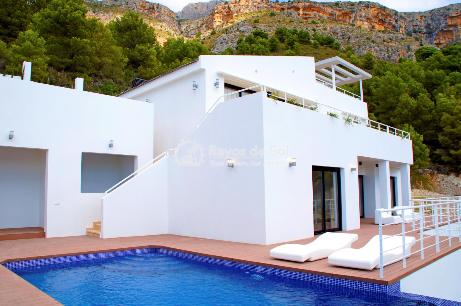 Villa  in Altea, Costa Blanca (ALVAAZ) - 1