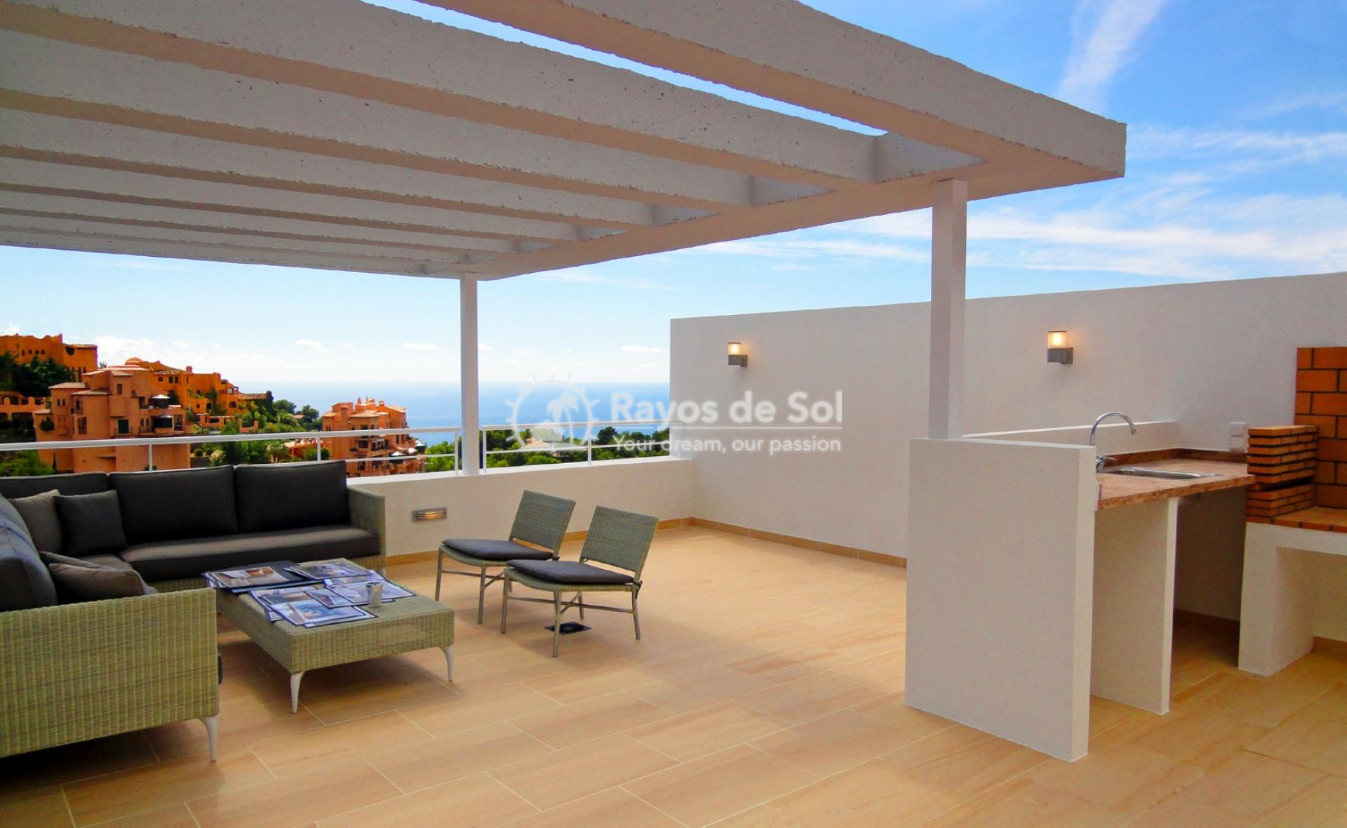 Villa  in Altea, Costa Blanca (ALVAAZ) - 32