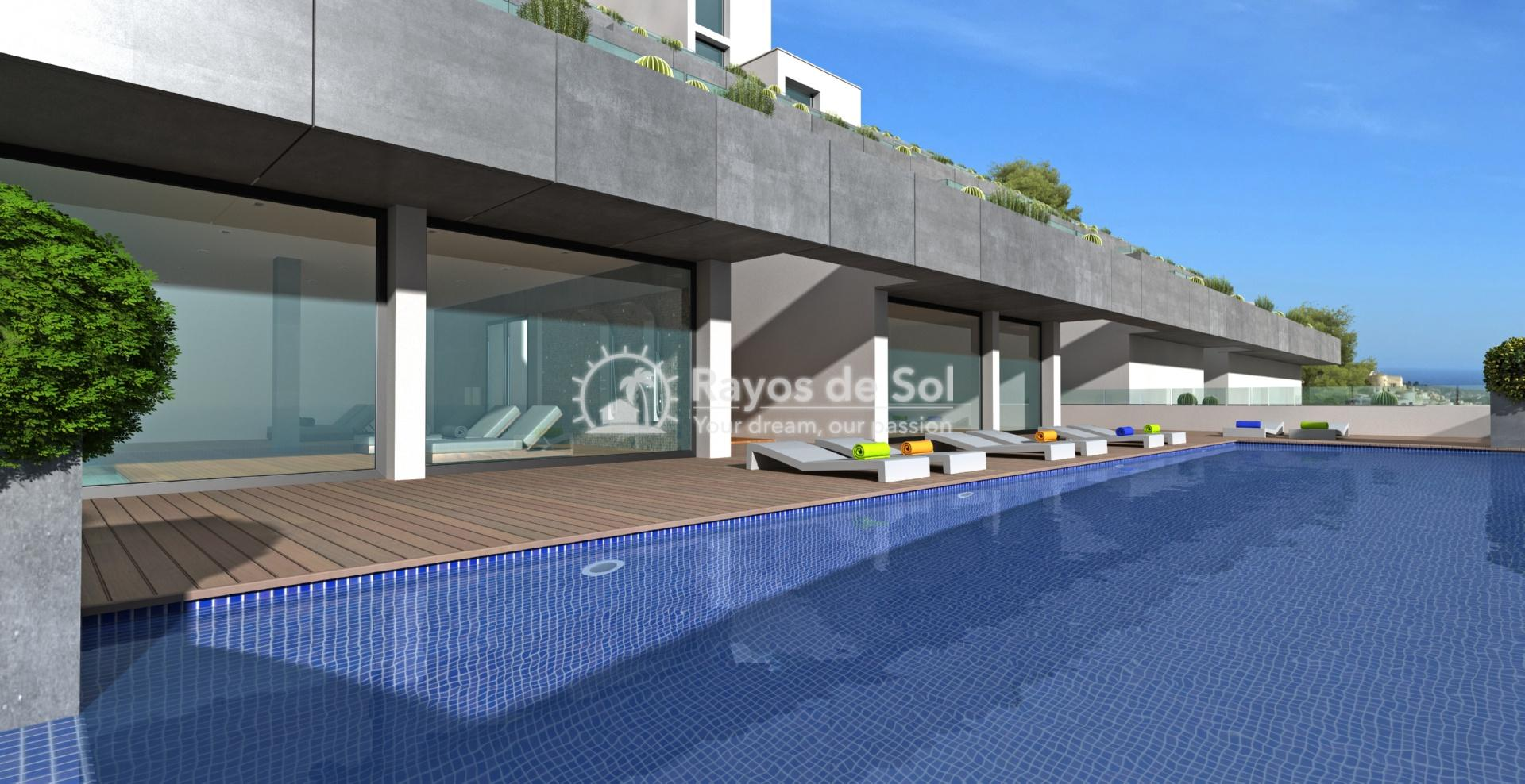 Exclusive apartement in Cumbre del Sol, Benitachell, Costa Blanca (BEVABI3-2) - 17