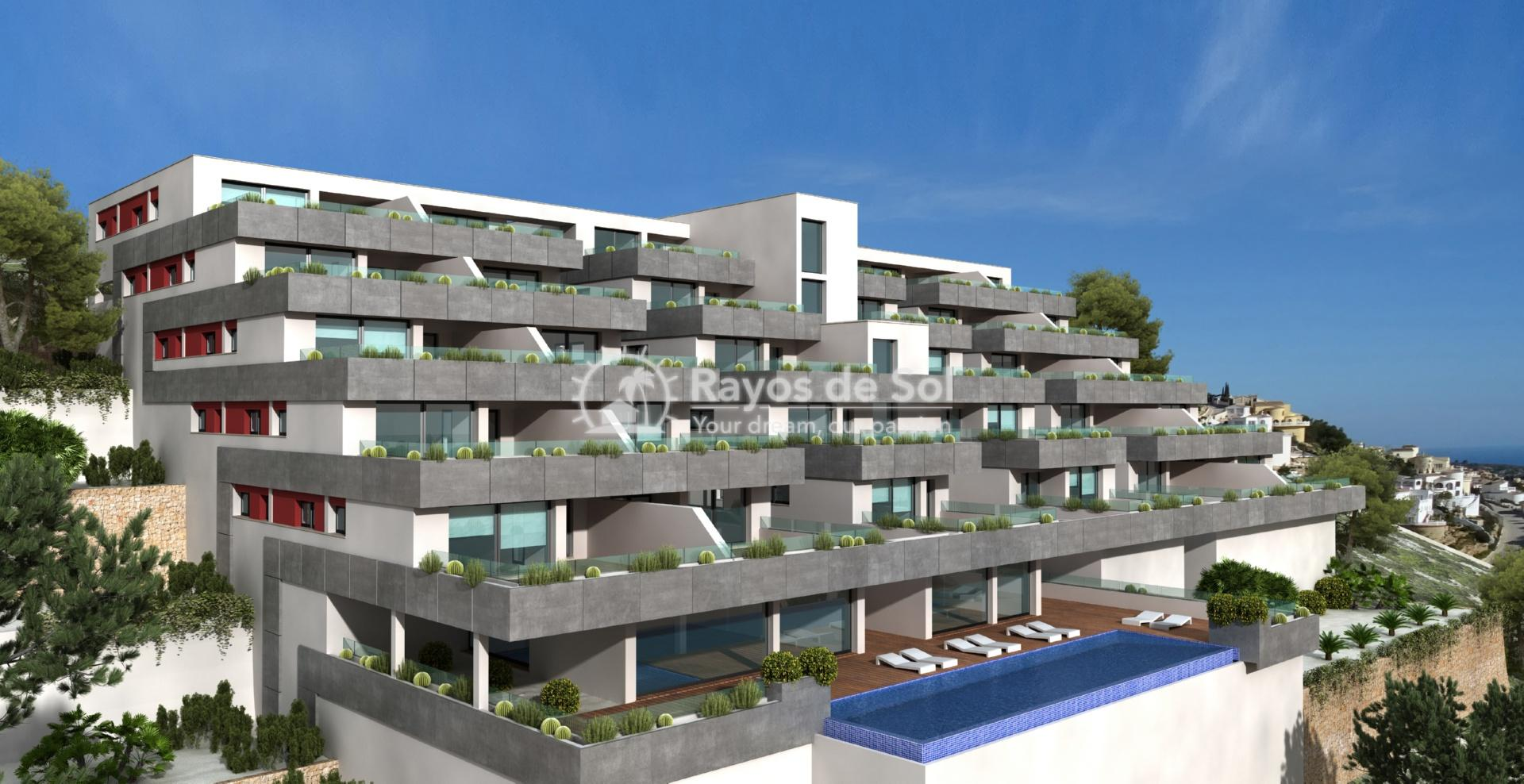 Exclusive apartement in Cumbre del Sol, Benitachell, Costa Blanca (BEVABI3-2) - 15