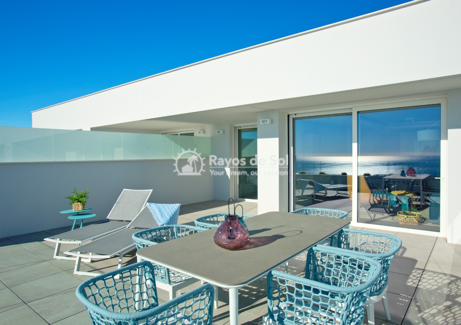 Exclusive apartement in Cumbre del Sol, Benitachell, Costa Blanca (BEVABI3-2) - 11