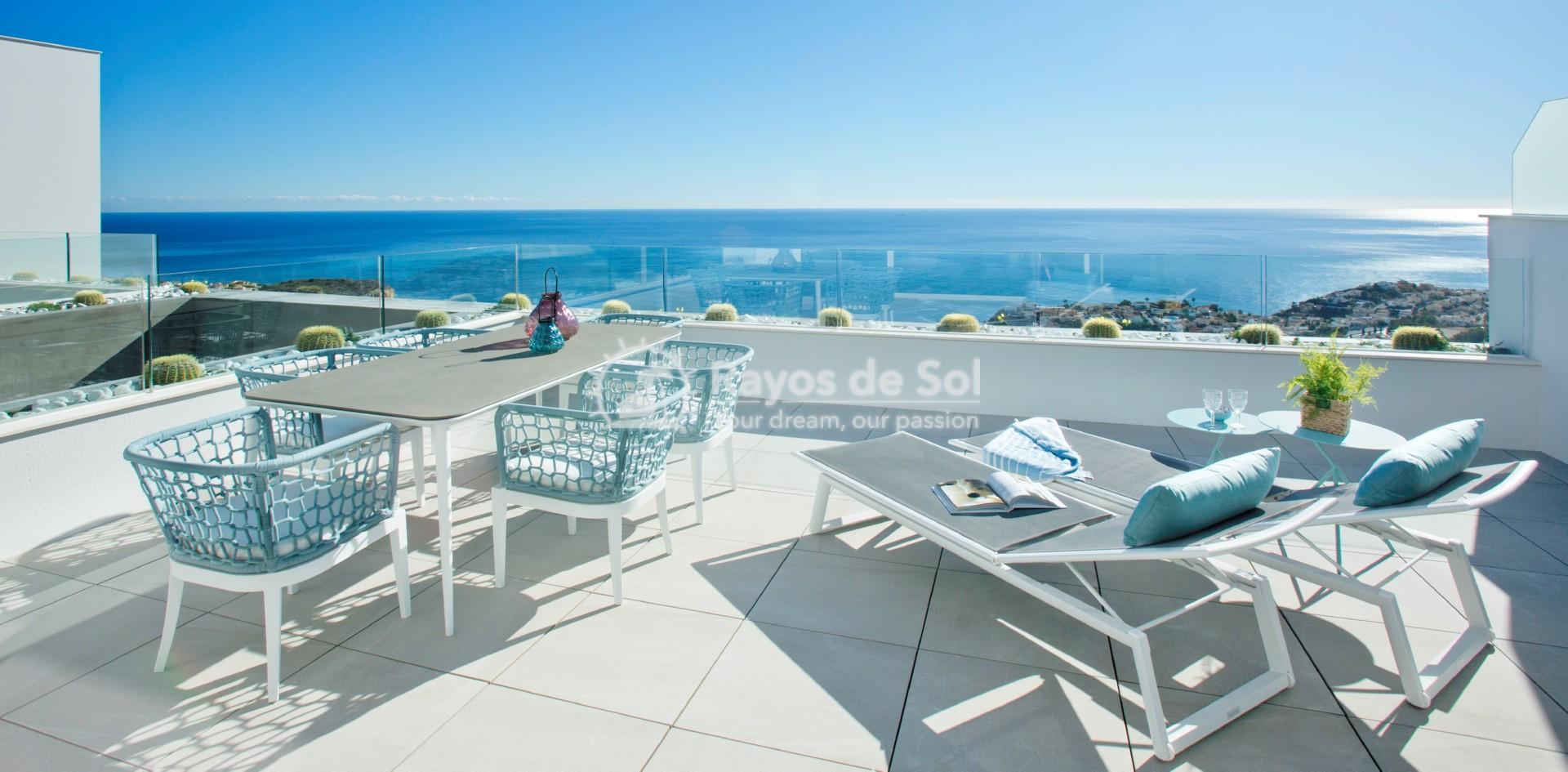 Exclusive apartement in Cumbre del Sol, Benitachell, Costa Blanca (BEVABI3-2) - 1
