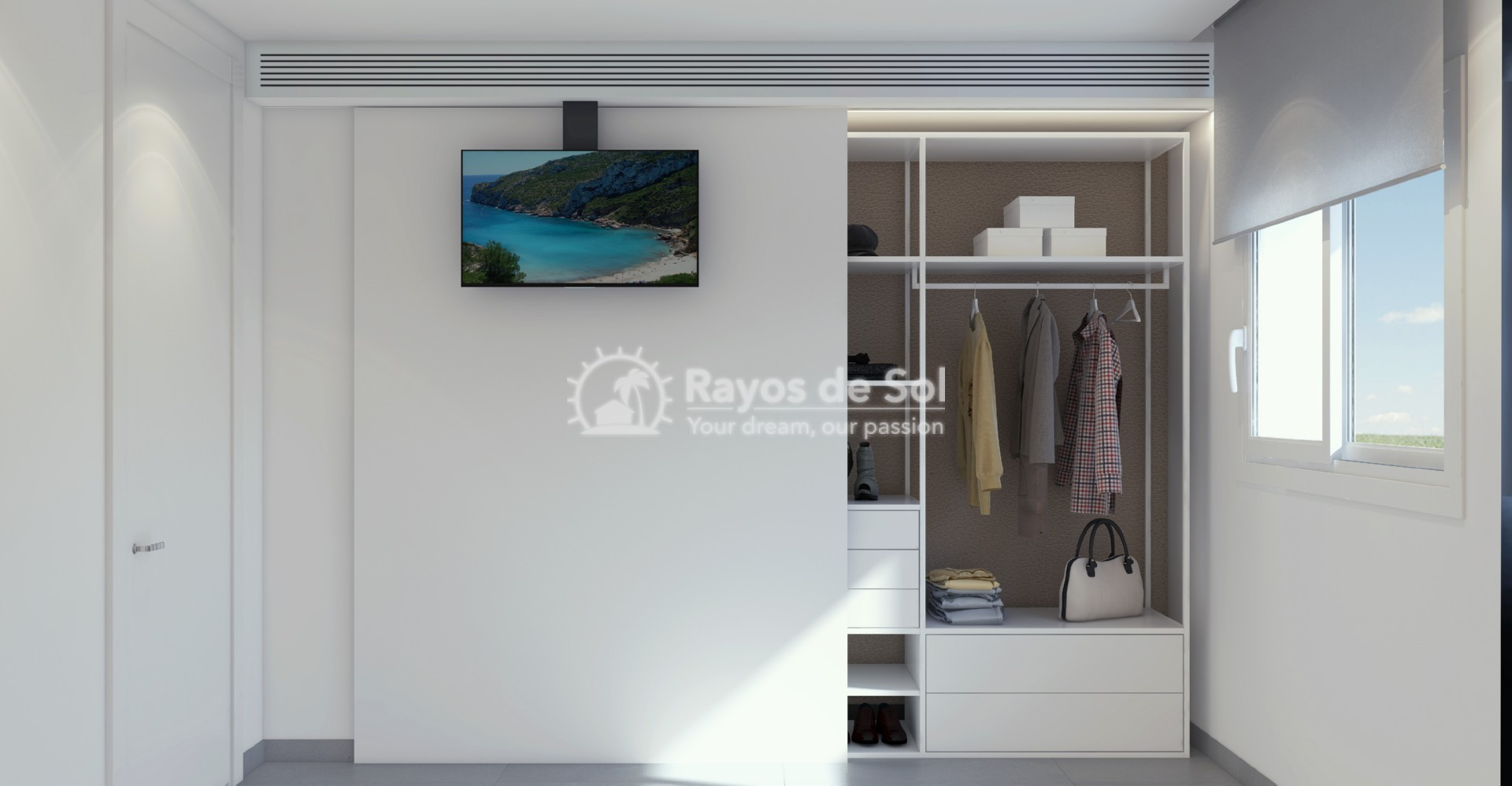 Exclusive apartement in Cumbre del Sol, Benitachell, Costa Blanca (BEVABI3-2) - 9