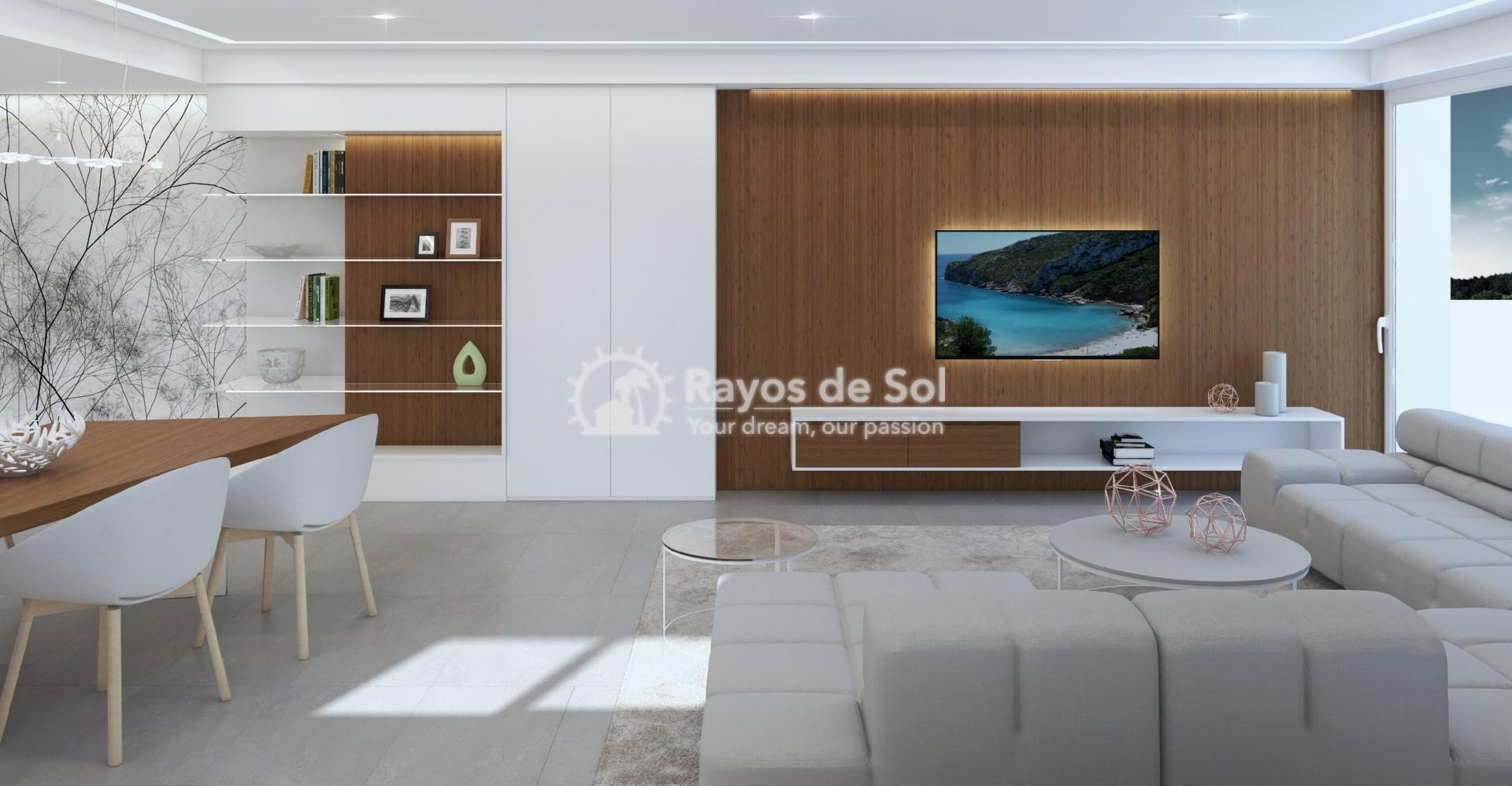 Exclusive apartement in Cumbre del Sol, Benitachell, Costa Blanca (BEVABI3-2) - 3