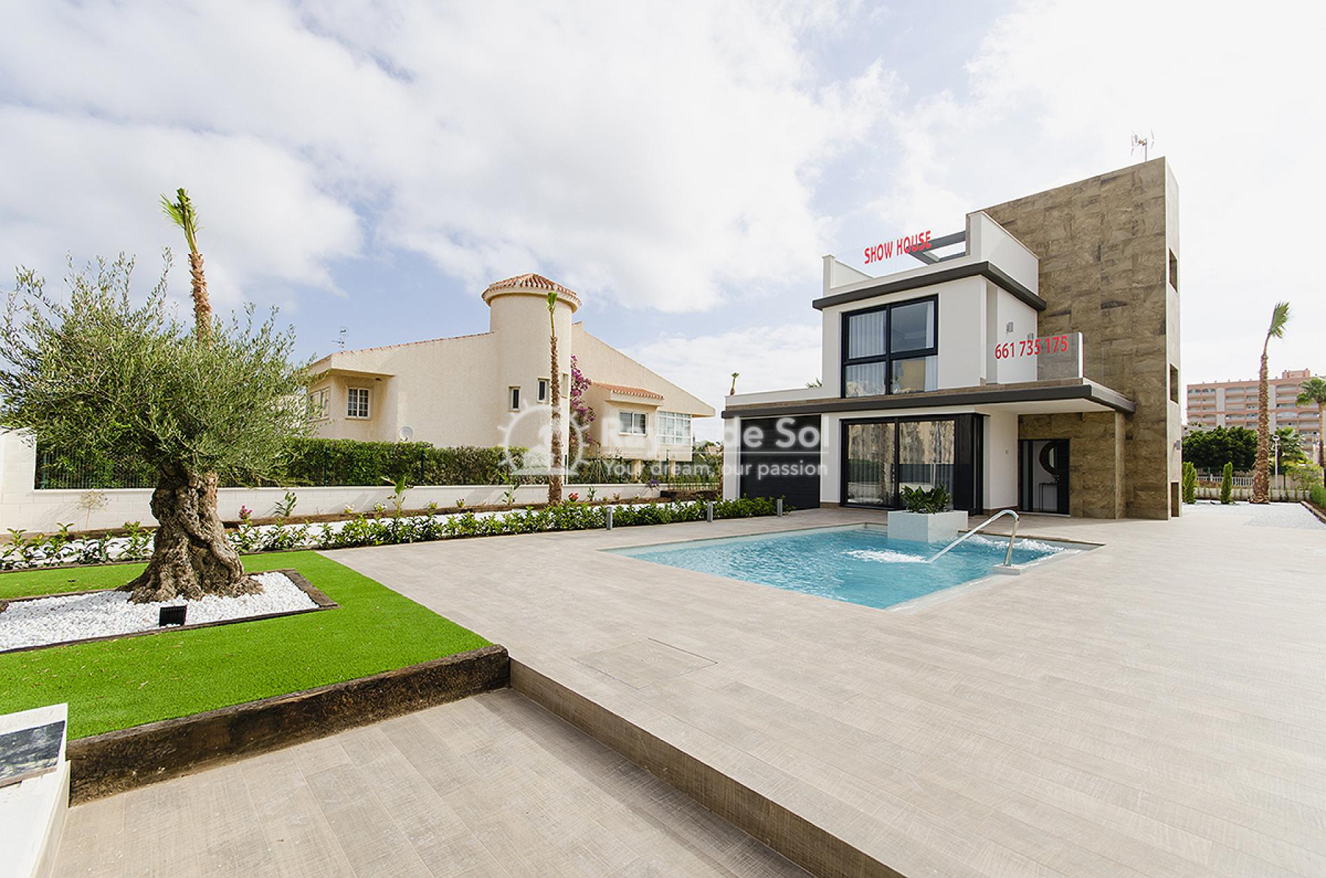 Villa  in Playa Honda, La Manga, Costa Cálida (PHAMVDMS) - 1