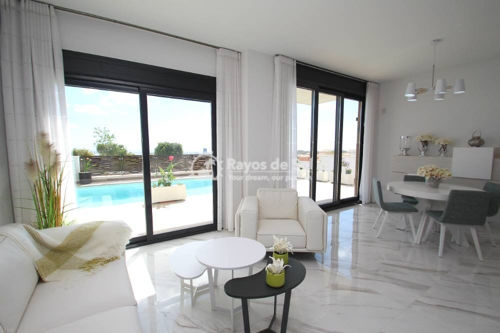 One level villa  in Playa Honda, La Manga del Mar Menor, Costa Cálida (PHAMVDMGE) - 6