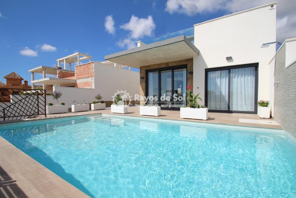 One level villa  in Playa Honda, La Manga del Mar Menor, Costa Cálida (PHAMVDMGE) - 1