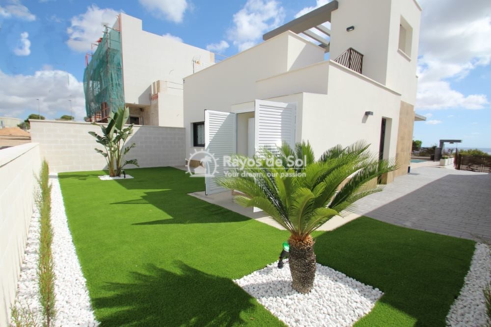 One level villa  in Playa Honda, La Manga del Mar Menor, Costa Cálida (PHAMVDMGE) - 4