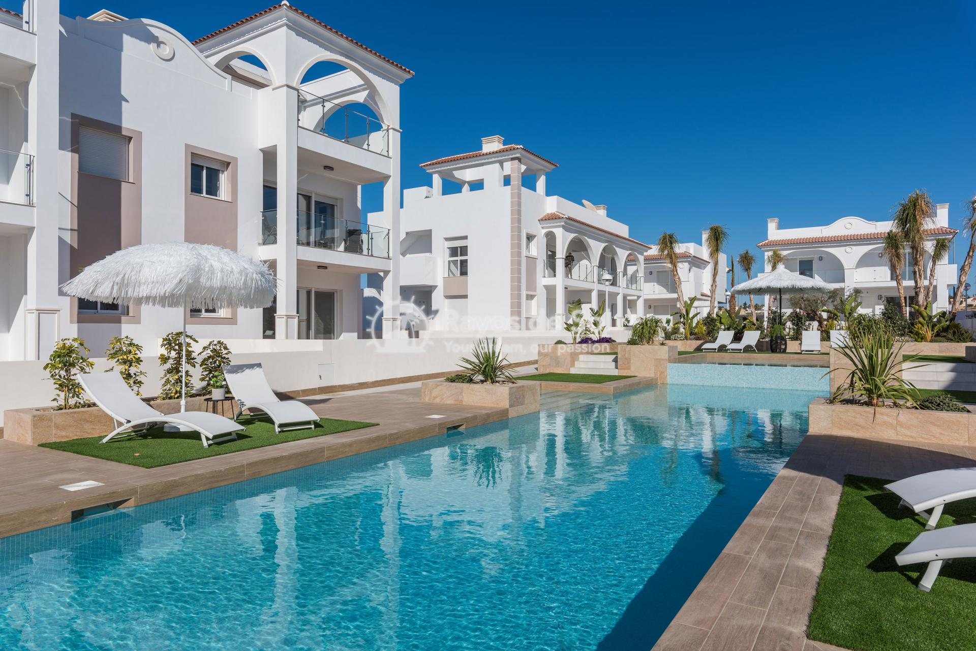 Ground floor apartment  in Doña Pepa, Ciudad Quesada, Costa Blanca (Ateka-Olivos-BG2) - 1