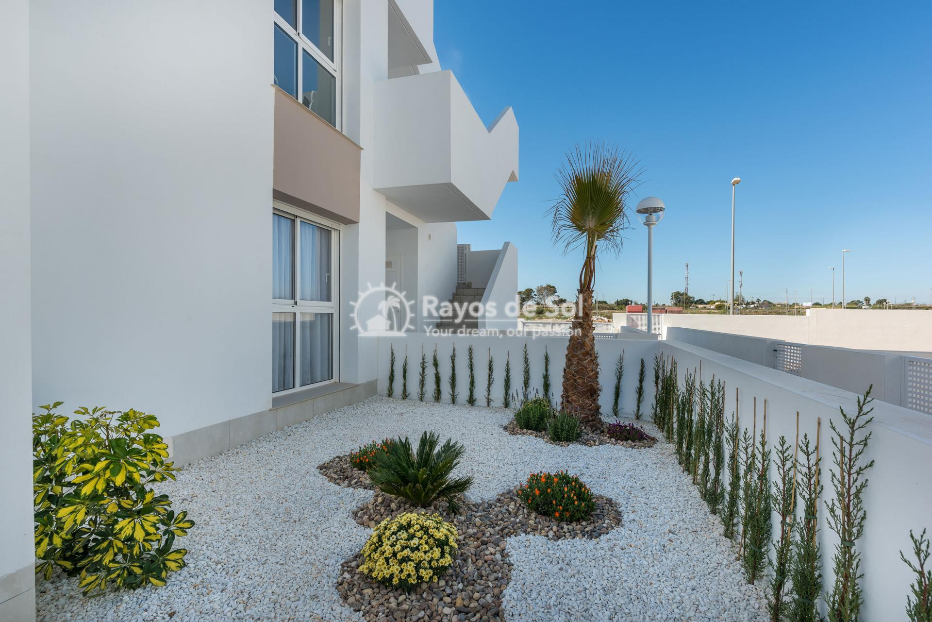 Ground floor apartment  in Doña Pepa, Ciudad Quesada, Costa Blanca (Ateka-Olivos-BG2) - 12