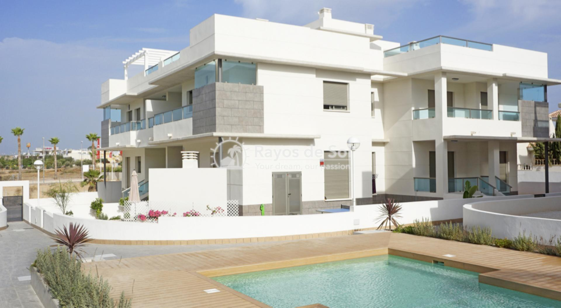 Benedenwoning  in Doña Pepa, Quesada, Costa Blanca (QUEUGS3-2B) - 2