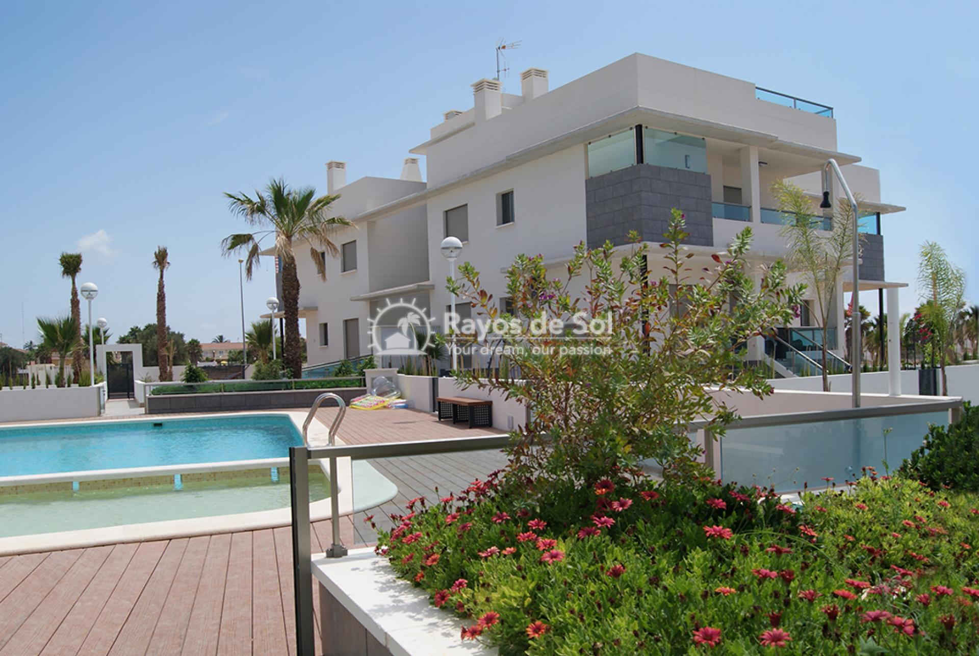Benedenwoning  in Doña Pepa, Quesada, Costa Blanca (QUEUGS3-2B) - 3