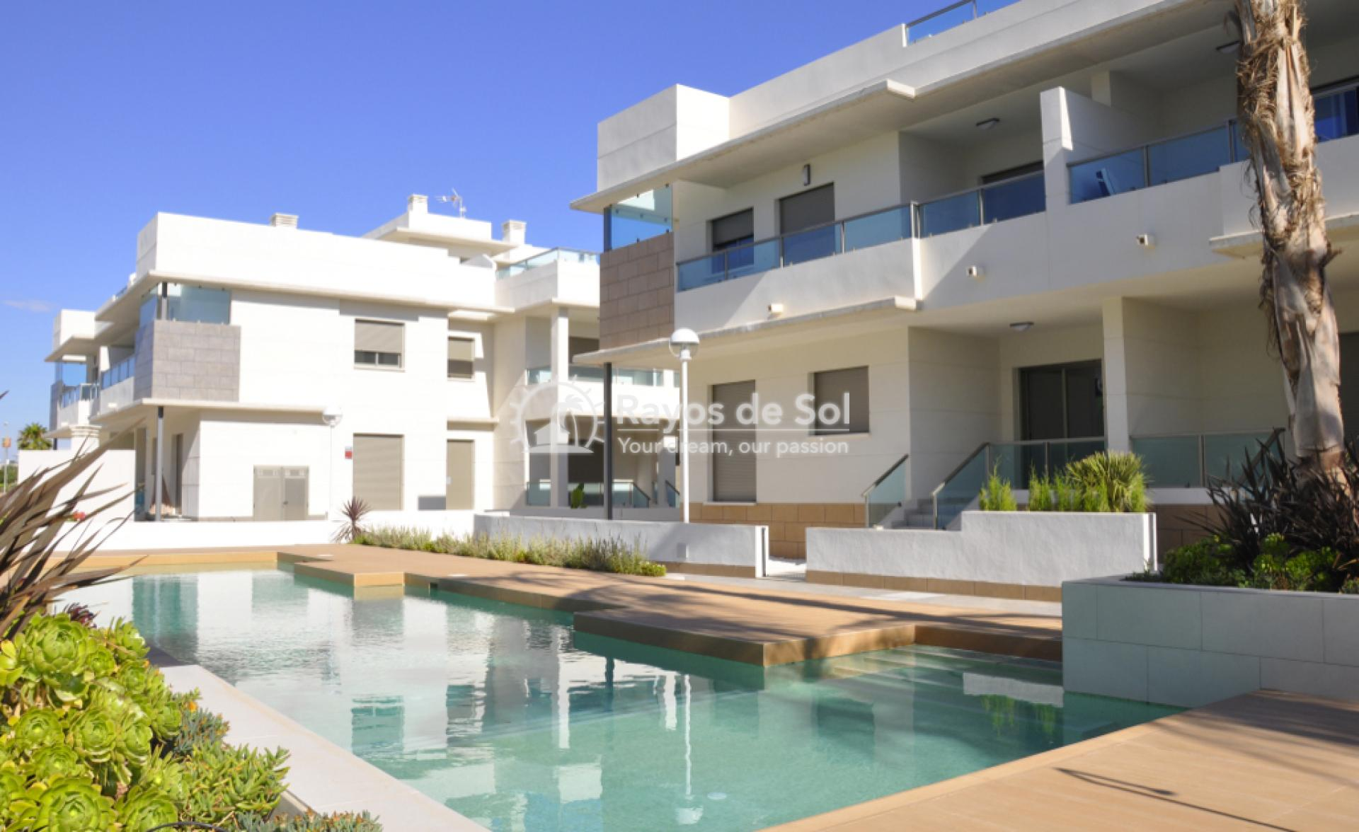 Benedenwoning  in Doña Pepa, Quesada, Costa Blanca (QUEUGS3-2B) - 1