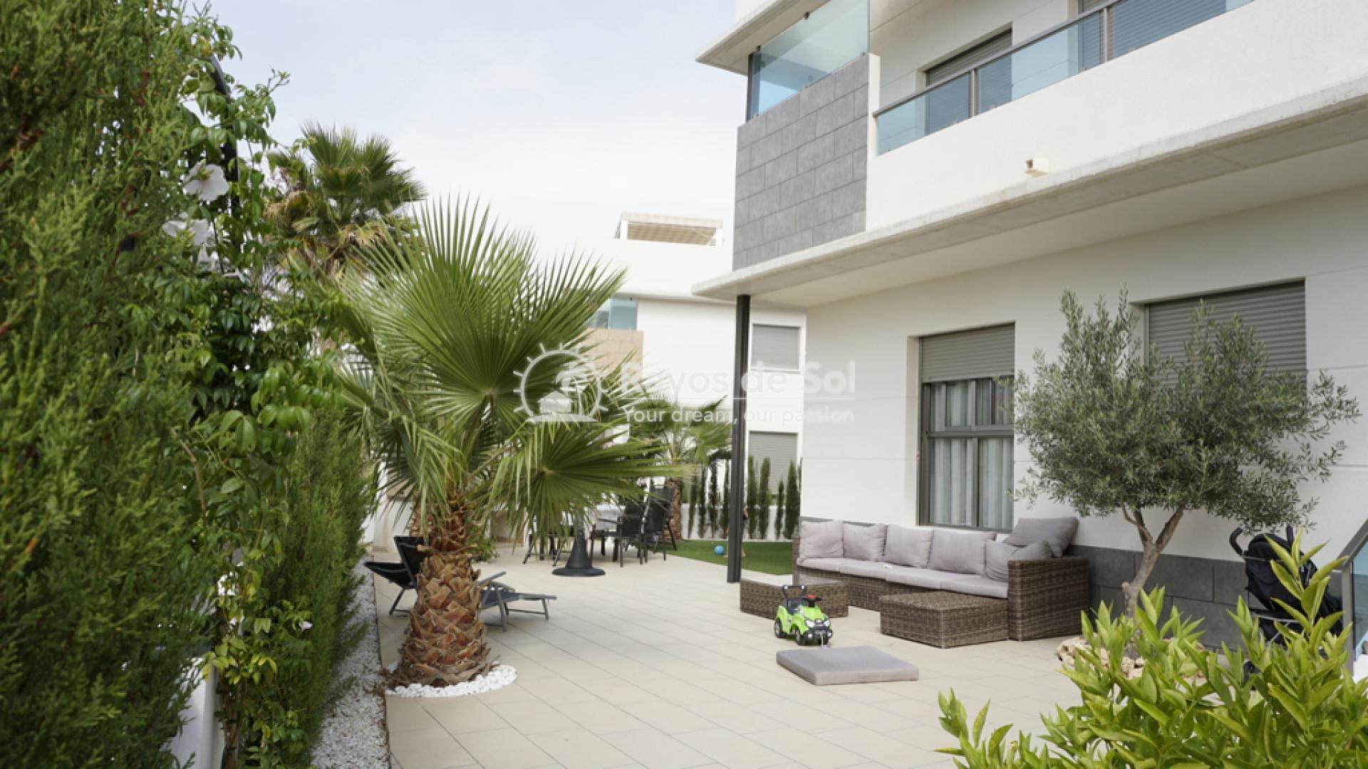 Ground floor apartment  in Doña Pepa, Ciudad Quesada, Costa Blanca (QUEUGS3-2B) - 4