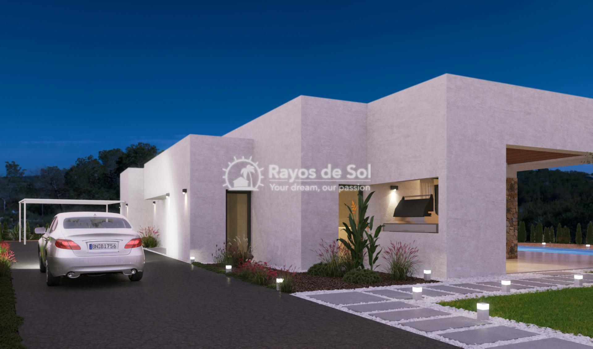 Villa  in Javea, Costa Blanca (JAGELC) - 14