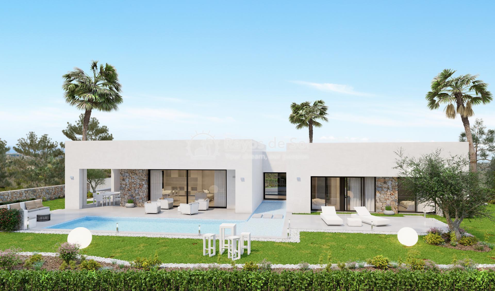 Villa  in Javea, Costa Blanca (JAGELC) - 1