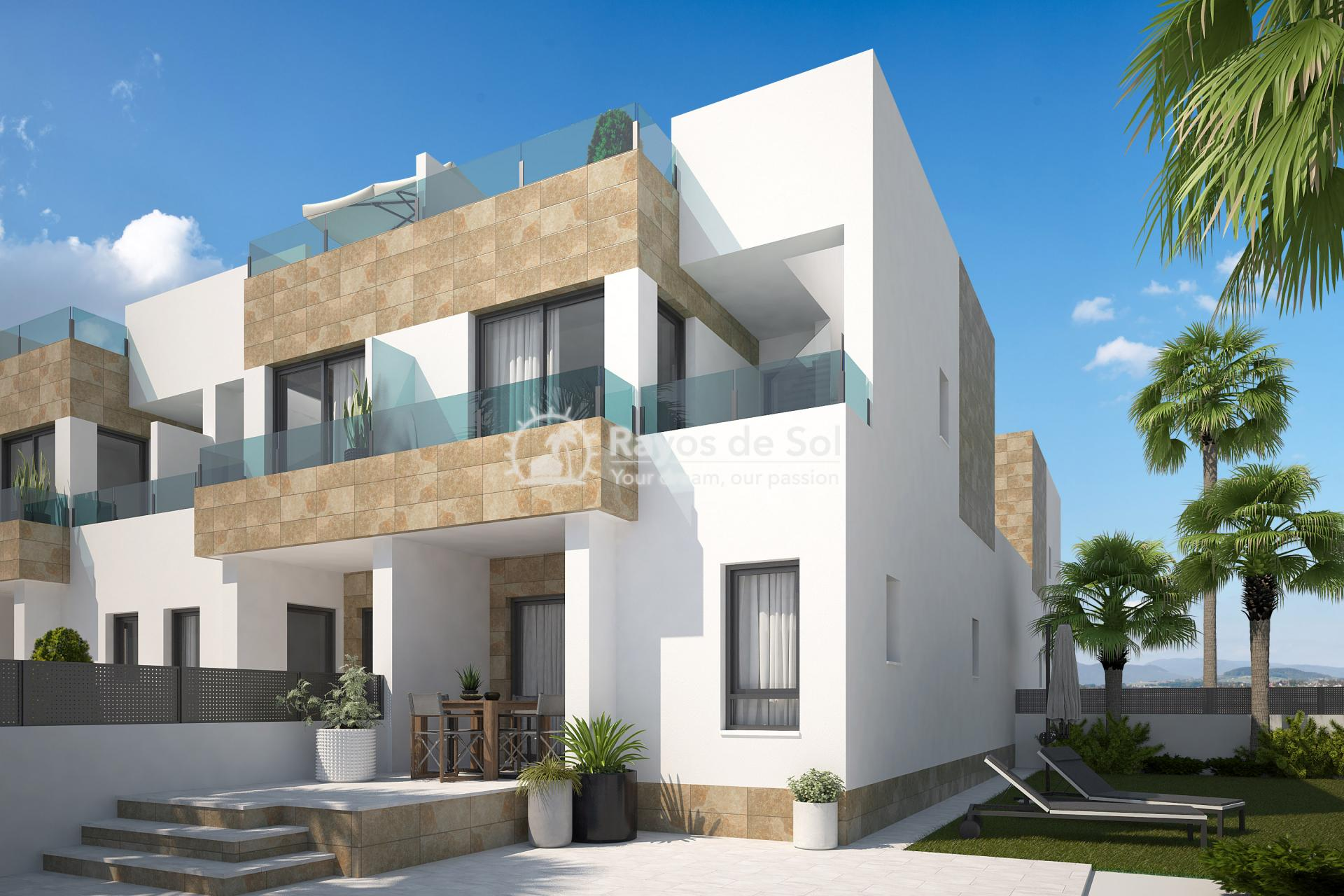 Townhouse  in Villamartin, Costa Blanca (AltosV Triplex) - 1