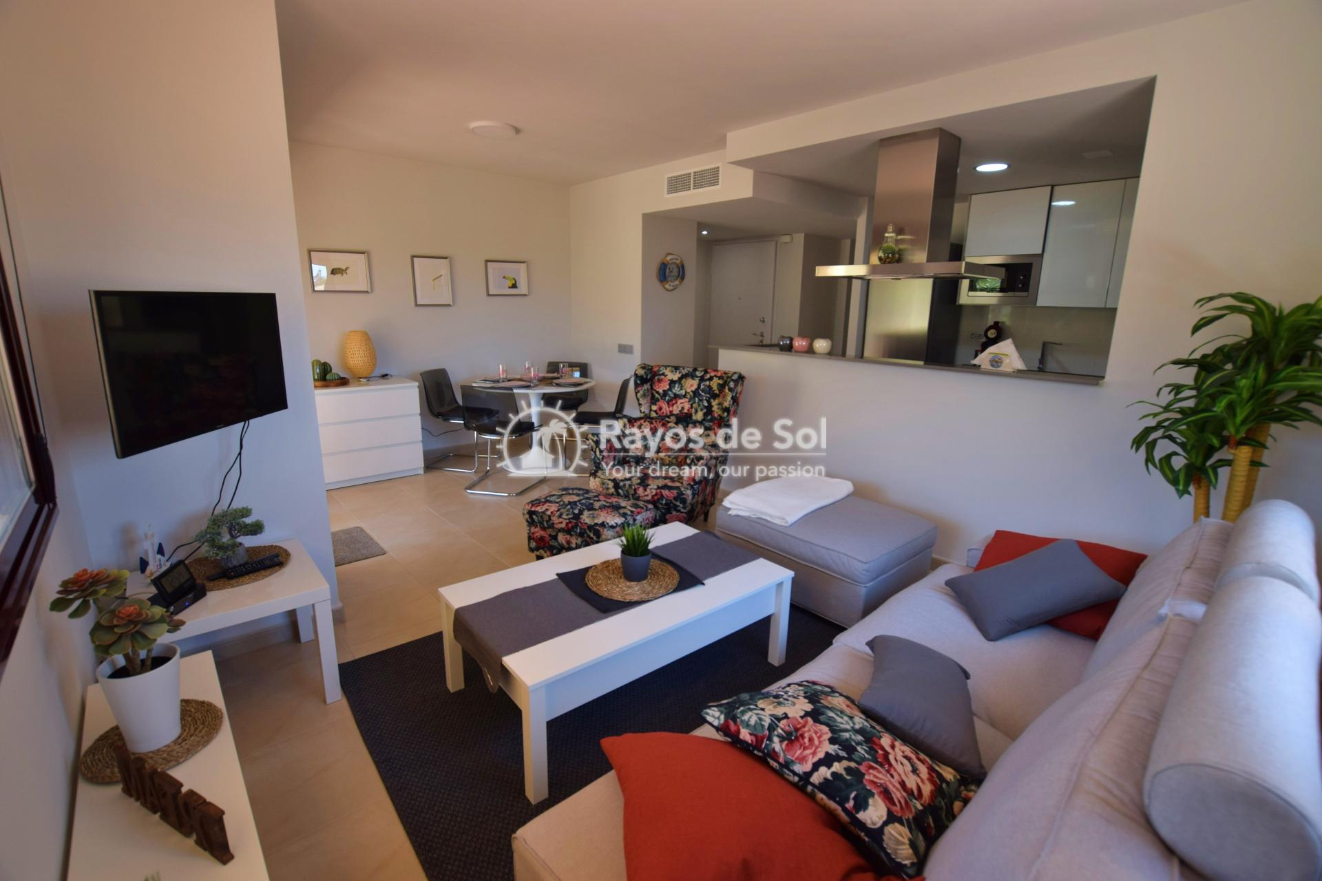 Ground floor apartment  in Los Alcazares, Costa Cálida (LAVPVGB) - 3