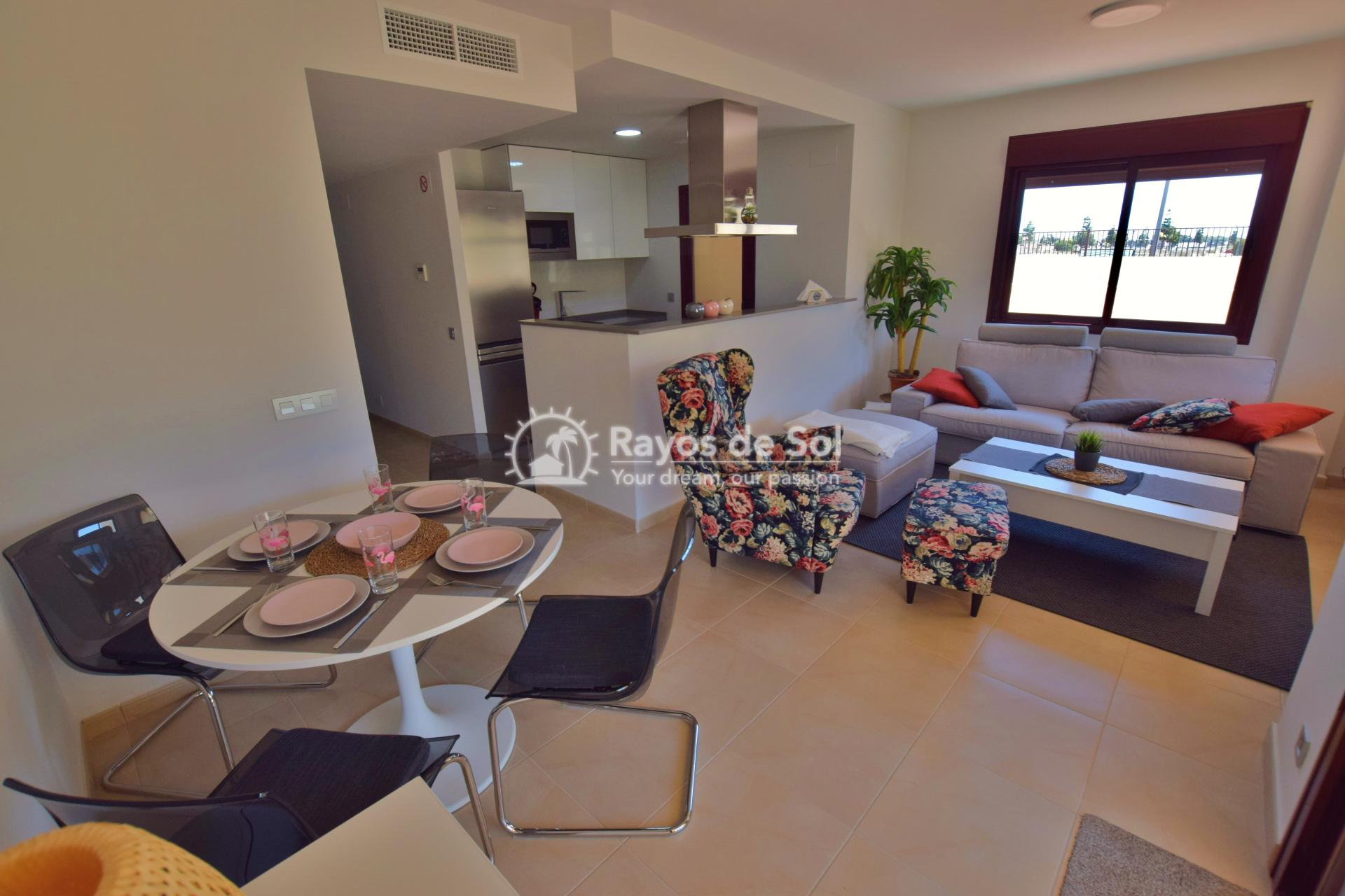Ground floor apartment  in Los Alcazares, Costa Cálida (LAVPVGB) - 2