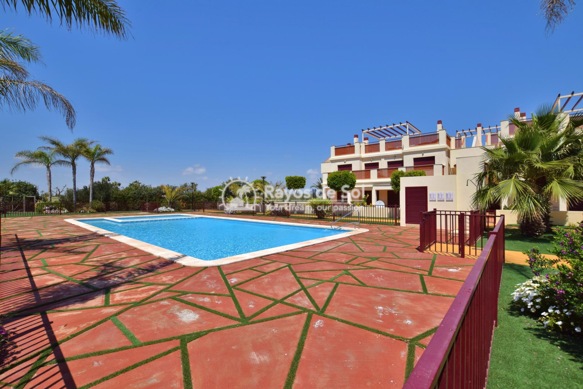 Ground floor apartment  in Los Alcazares, Costa Cálida (LAVPVGB) - 20