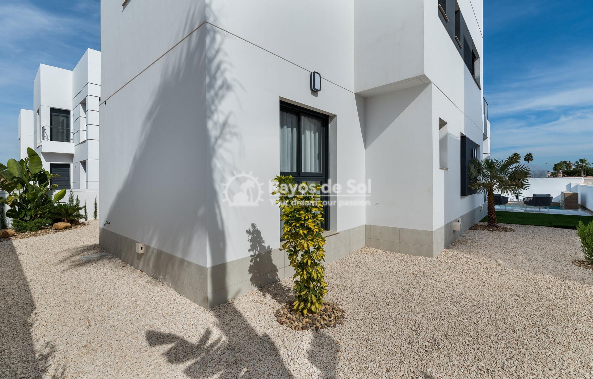 Modern villa  in Doña Pepa, Ciudad Quesada, Costa Blanca (Ateka-Jade) - 15