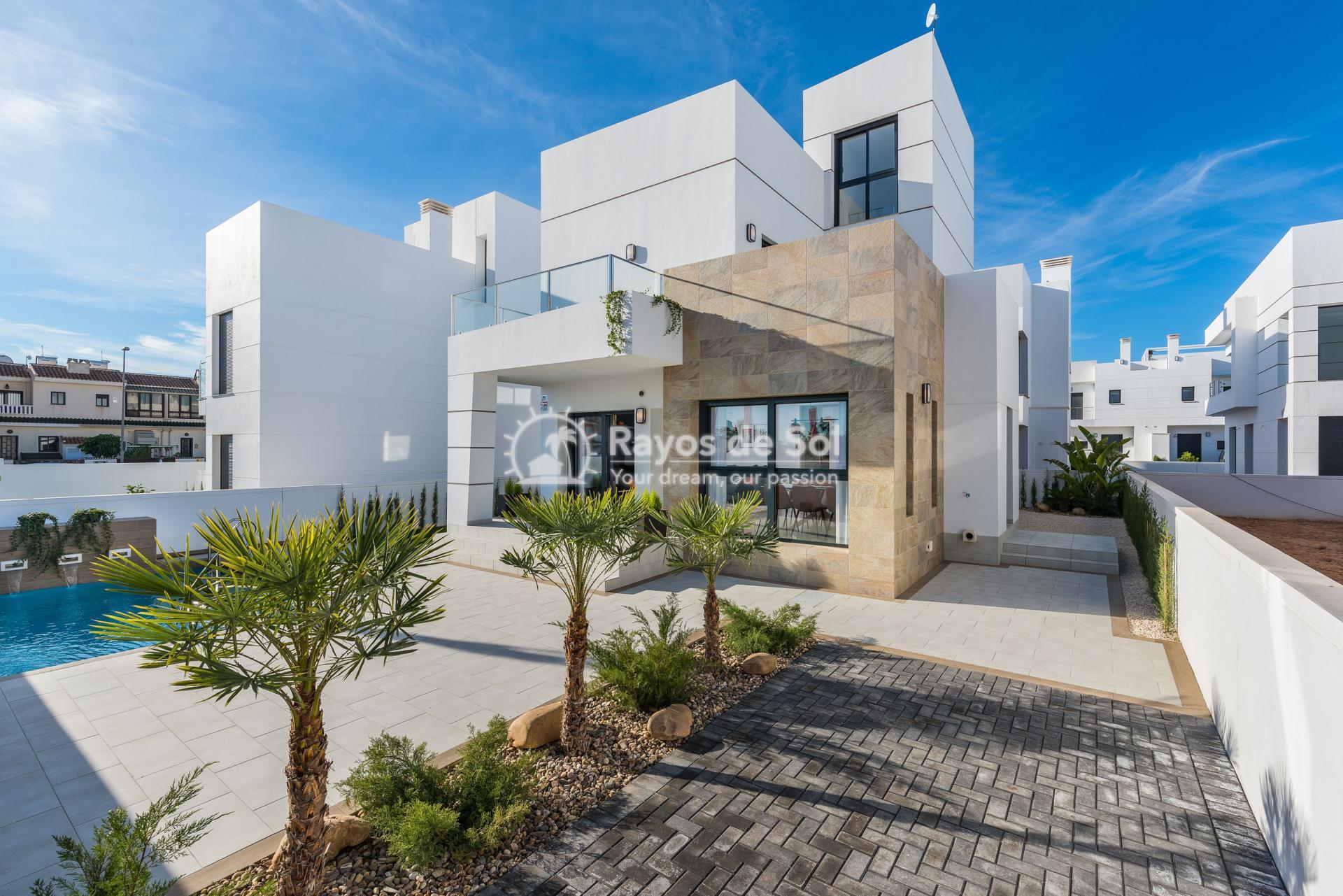 Modern villa  in Doña Pepa, Ciudad Quesada, Costa Blanca (Ateka-Jade) - 1