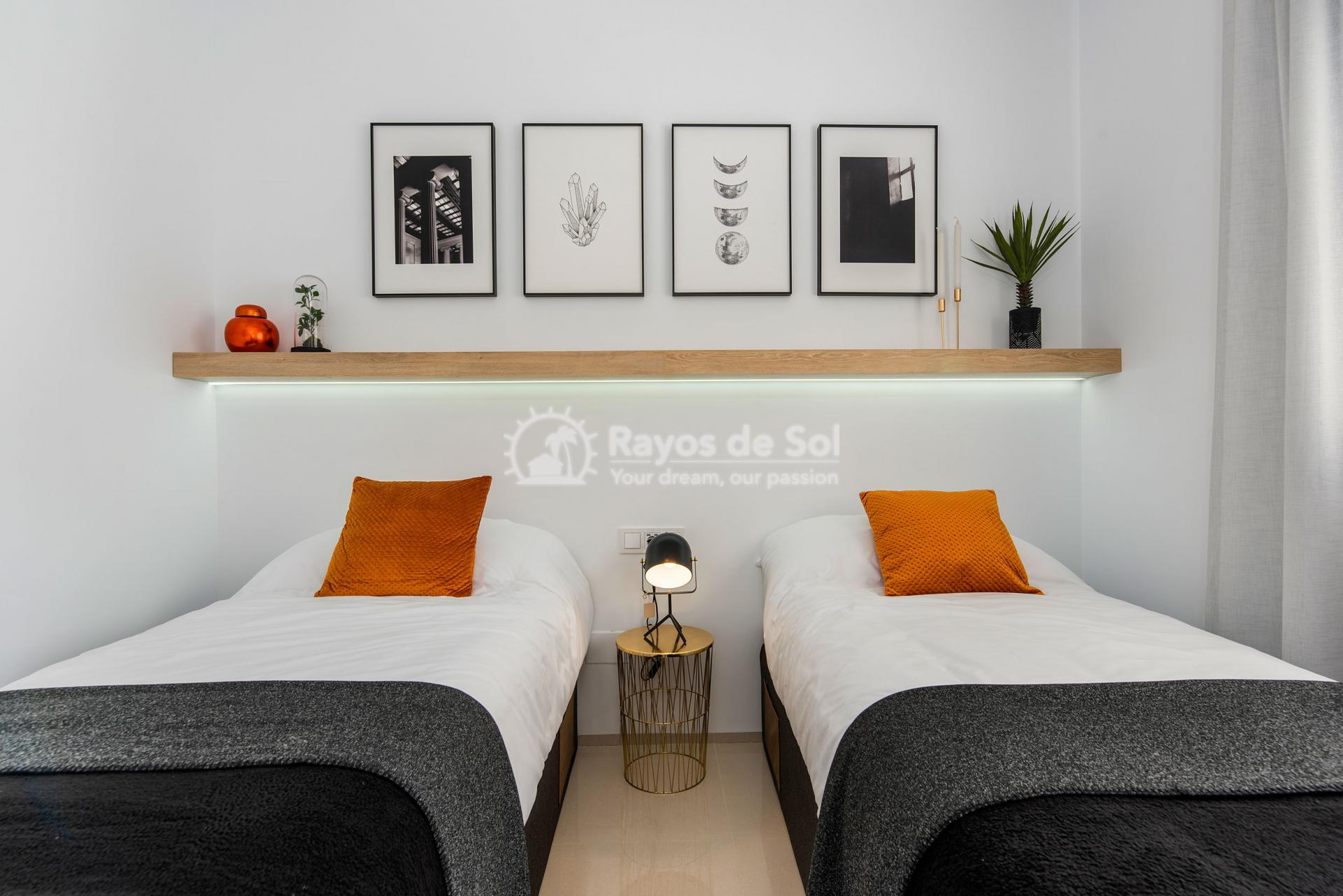 Modern villa  in Doña Pepa, Ciudad Quesada, Costa Blanca (Ateka-Jade) - 13