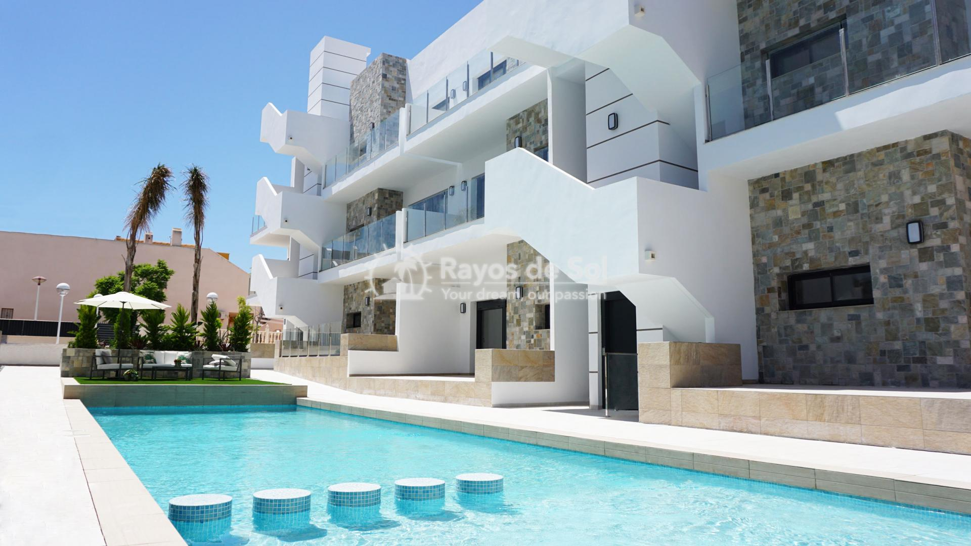 Apartment  in Arenales del Sol, Santa Pola, Costa Blanca (Beach-Avenue-BG2) - 2