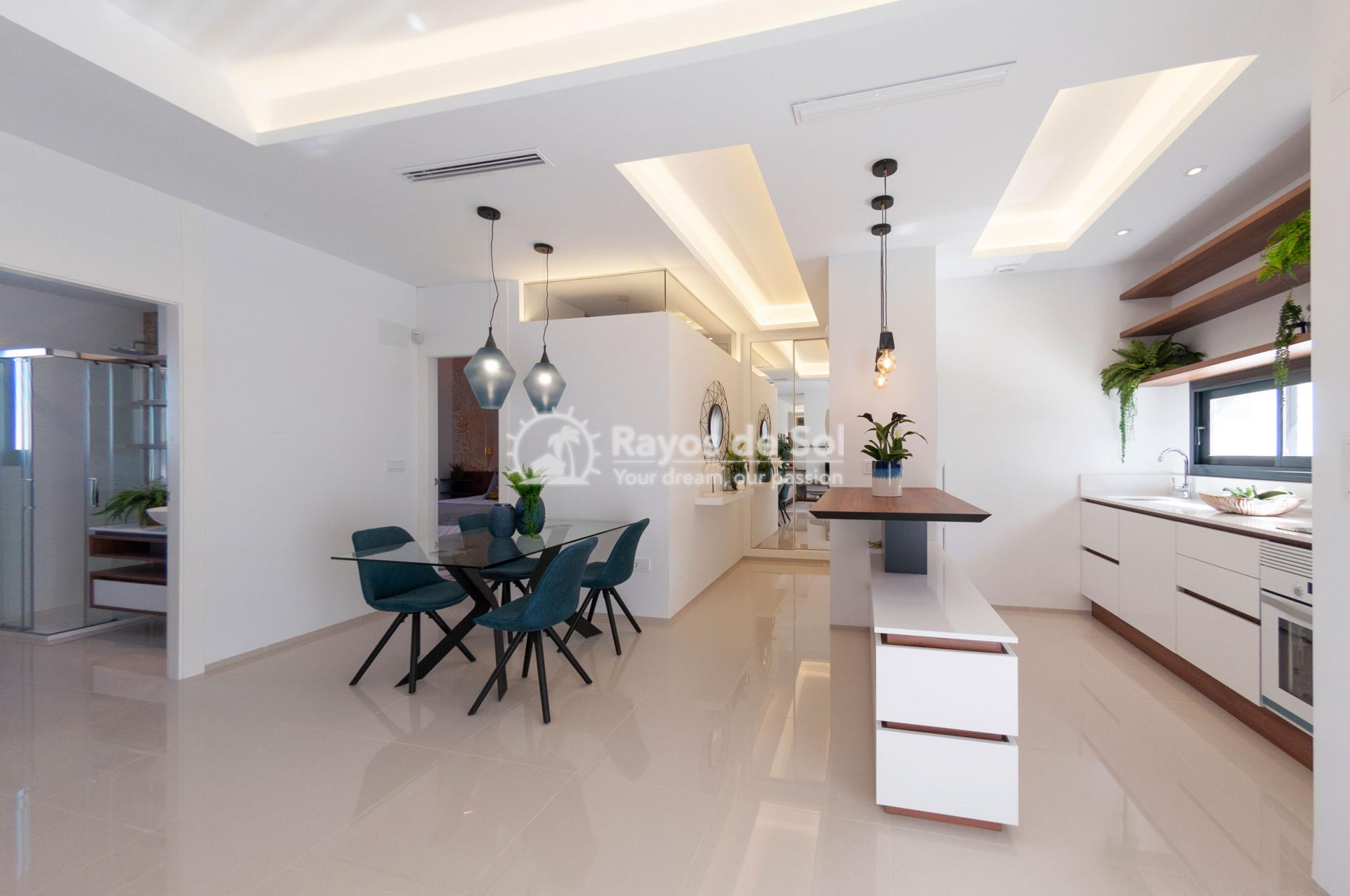 Apartment  in Arenales del Sol, Santa Pola, Costa Blanca (Beach-Avenue-BG2) - 4