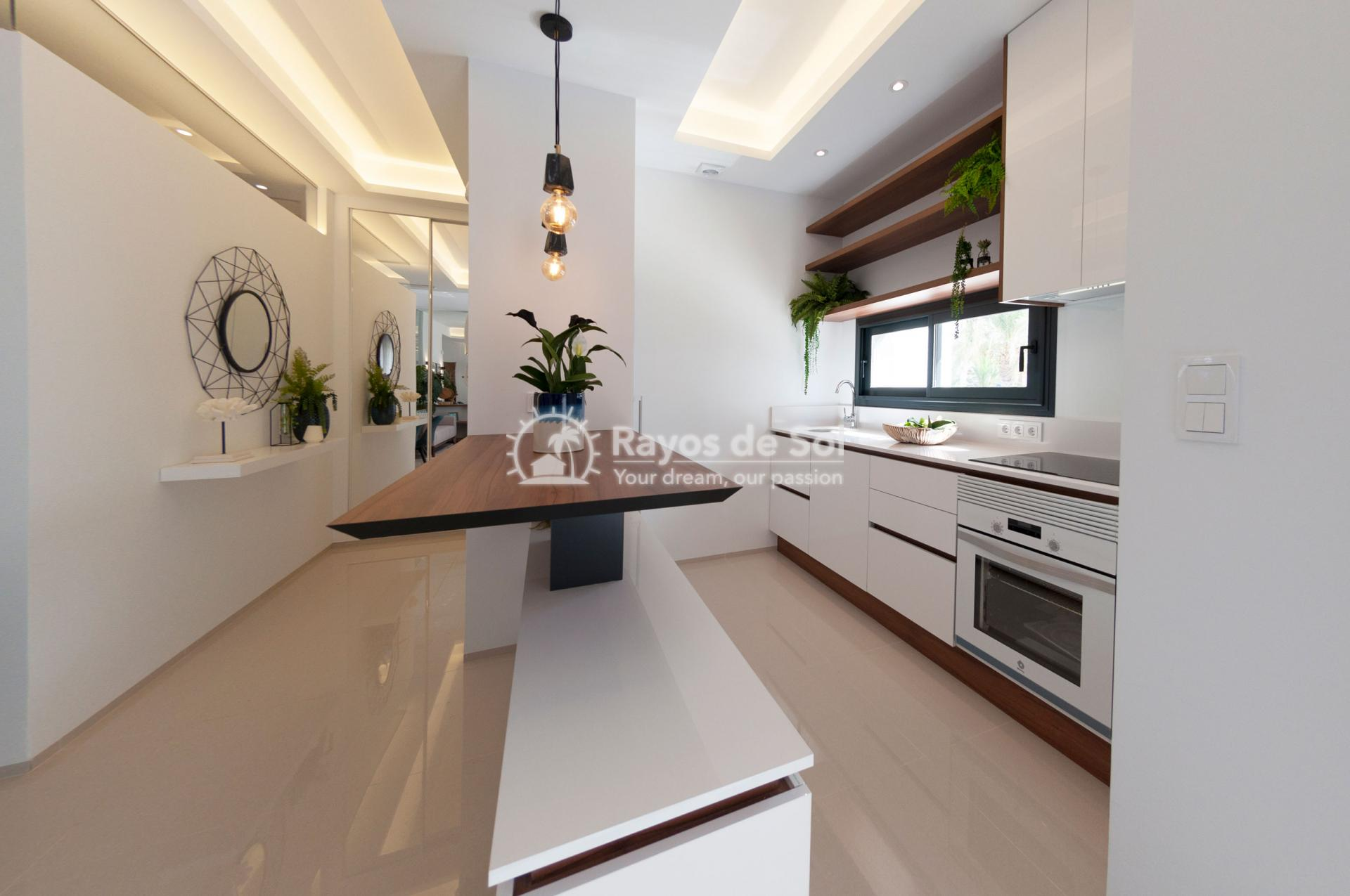 Apartment  in Arenales del Sol, Santa Pola, Costa Blanca (Beach-Avenue-BG2) - 5