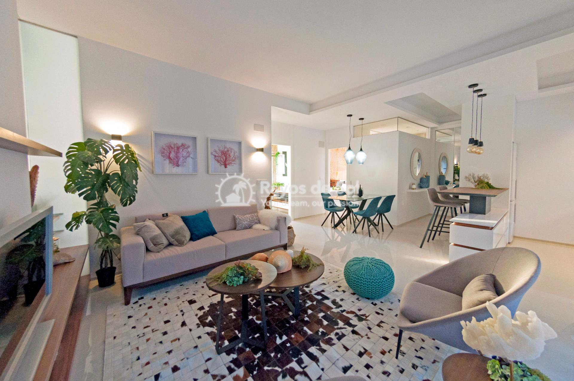 Apartment  in Arenales del Sol, Santa Pola, Costa Blanca (Beach-Avenue-BG2) - 3
