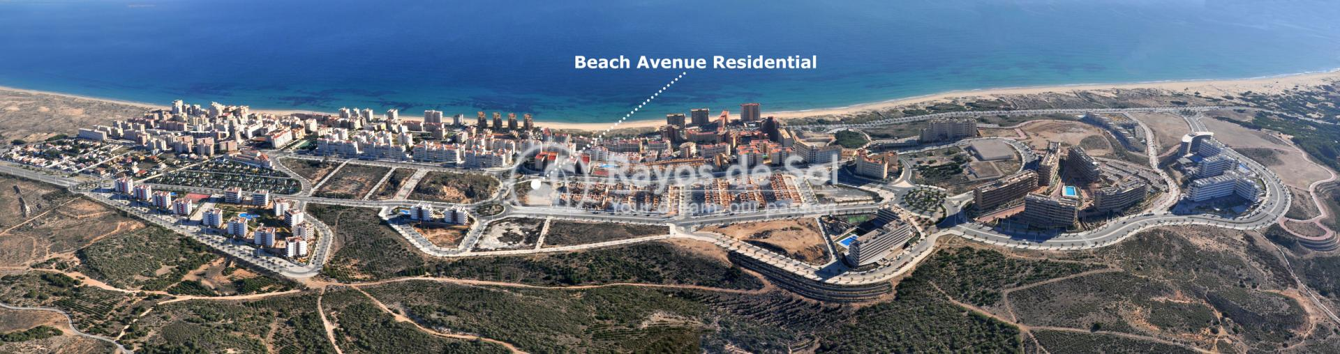 Apartment  in Arenales del Sol, Santa Pola, Costa Blanca (Beach-Avenue-BG2) - 11